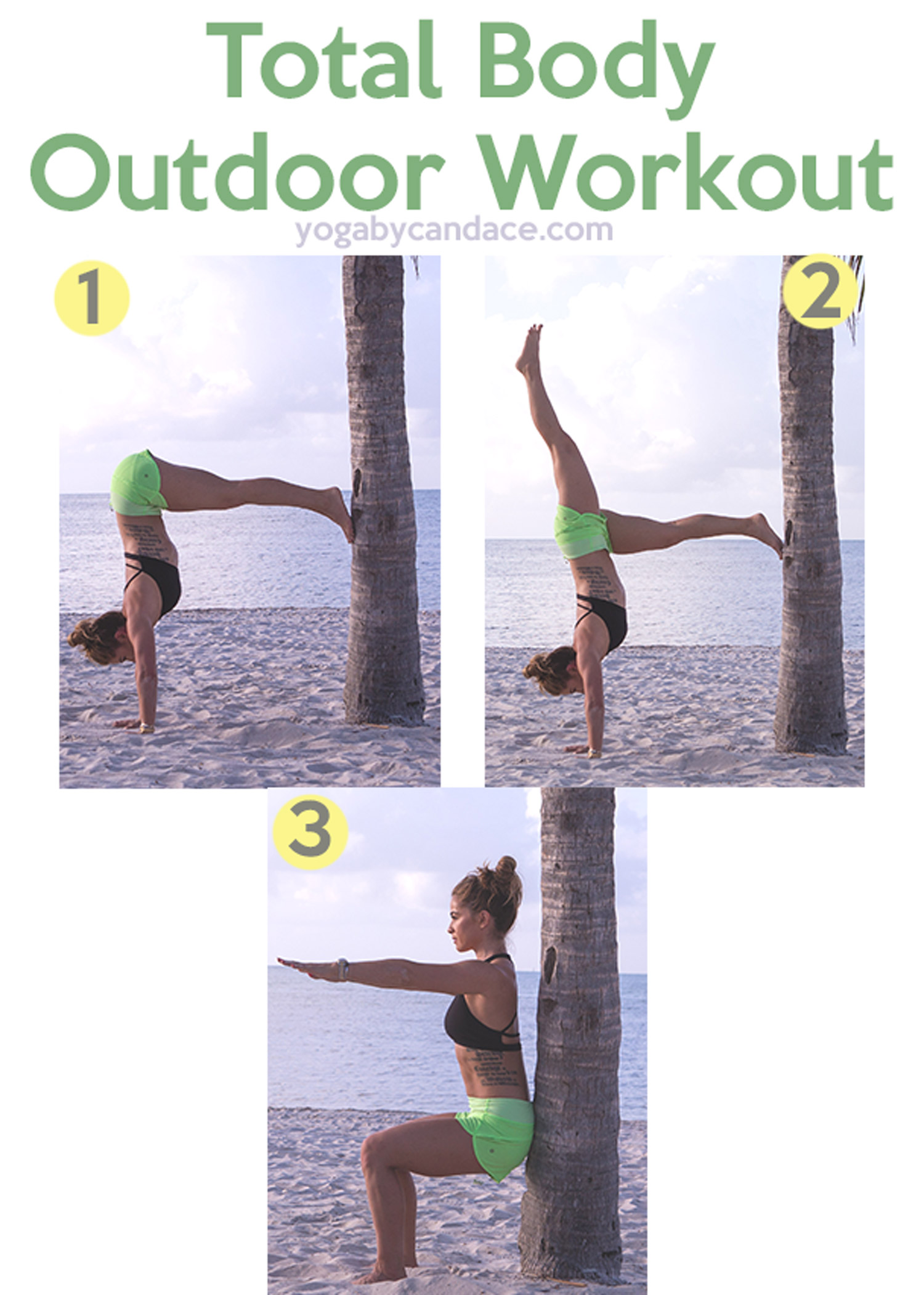 Follow us on Pinterest , and pin this image for easy reference later - Effective Outdoor Workout for Total Body