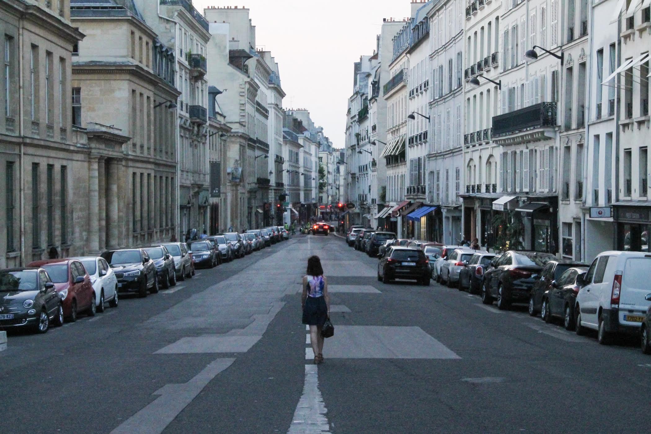 Expat in Paris