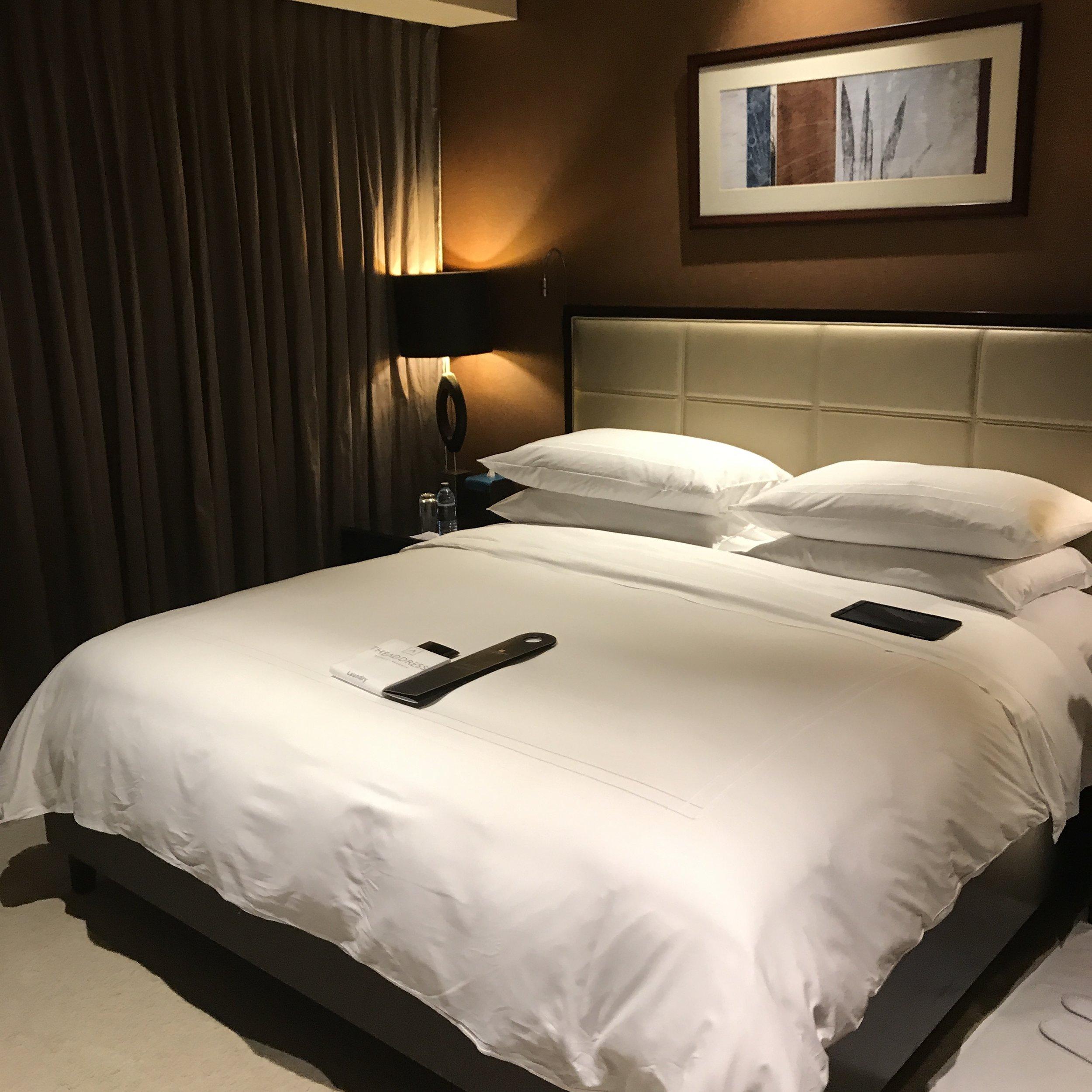 Room at Address Dubai Marina