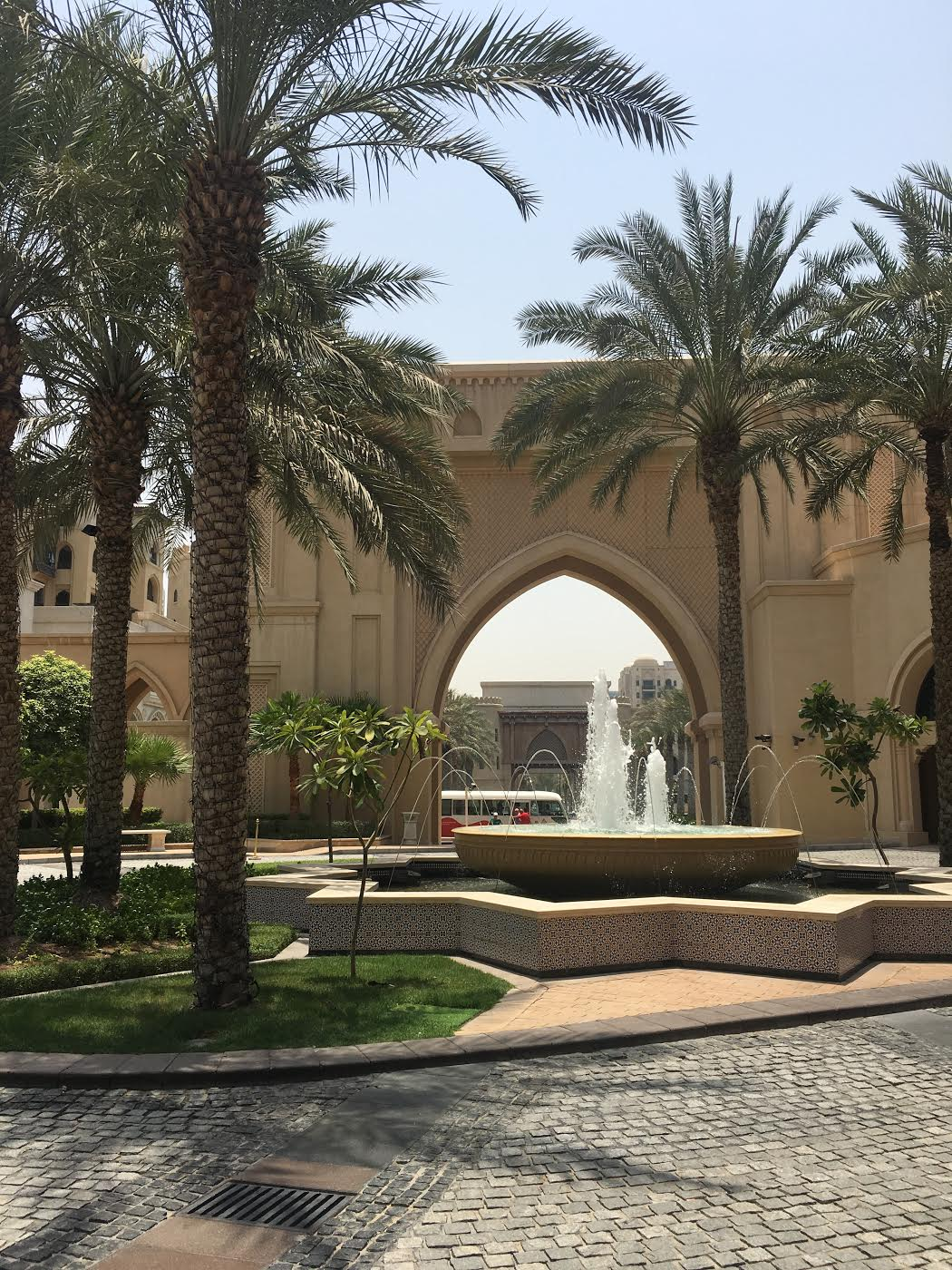 Entry to Palace Downtown