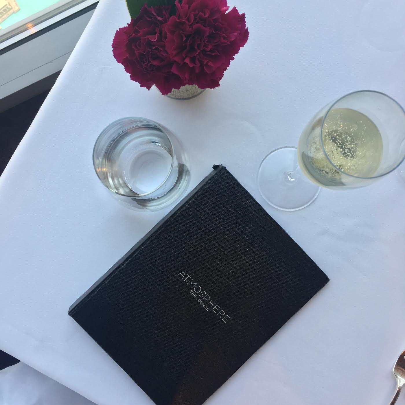 At.Mosphere menu