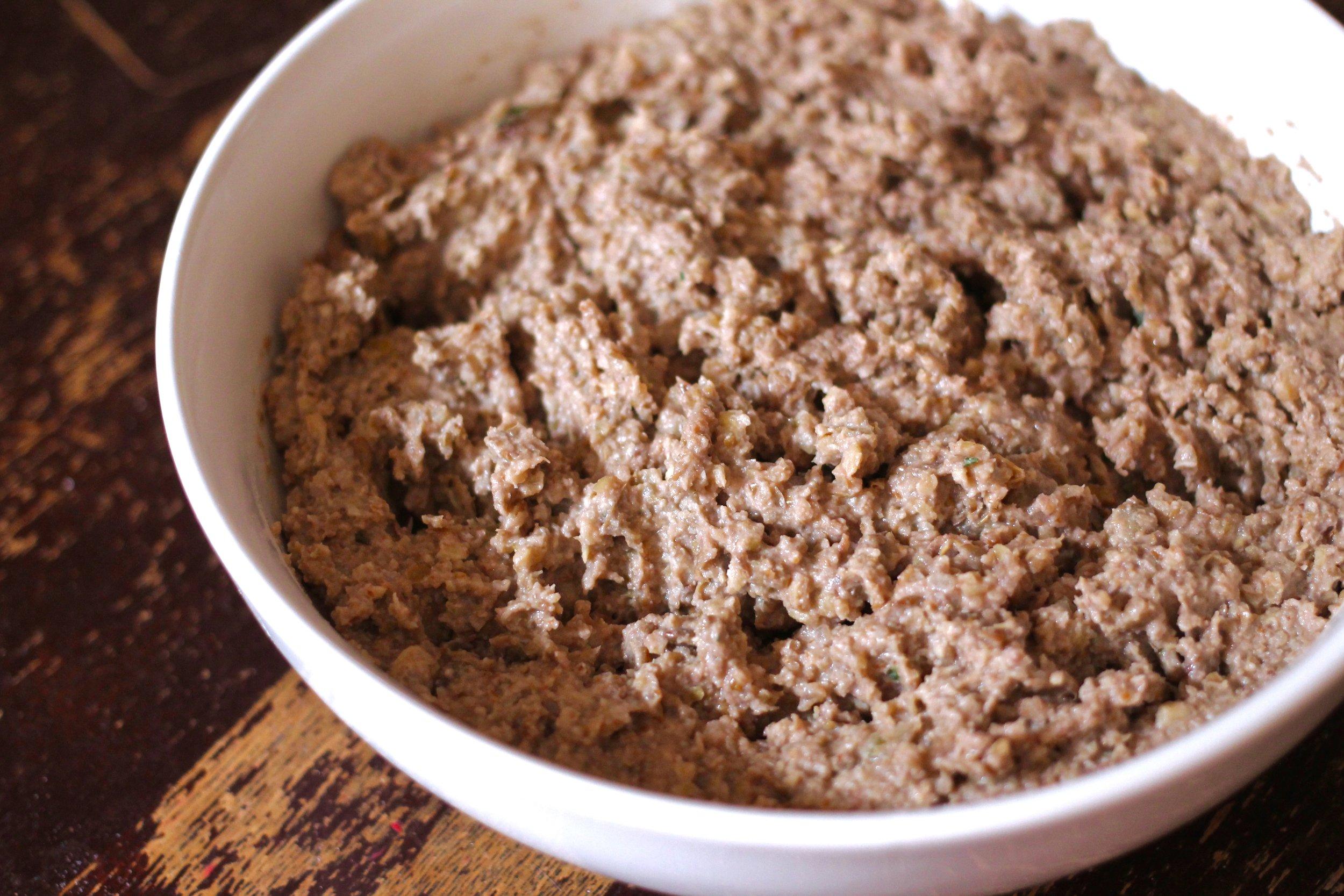 Walnut Lentil Pâté