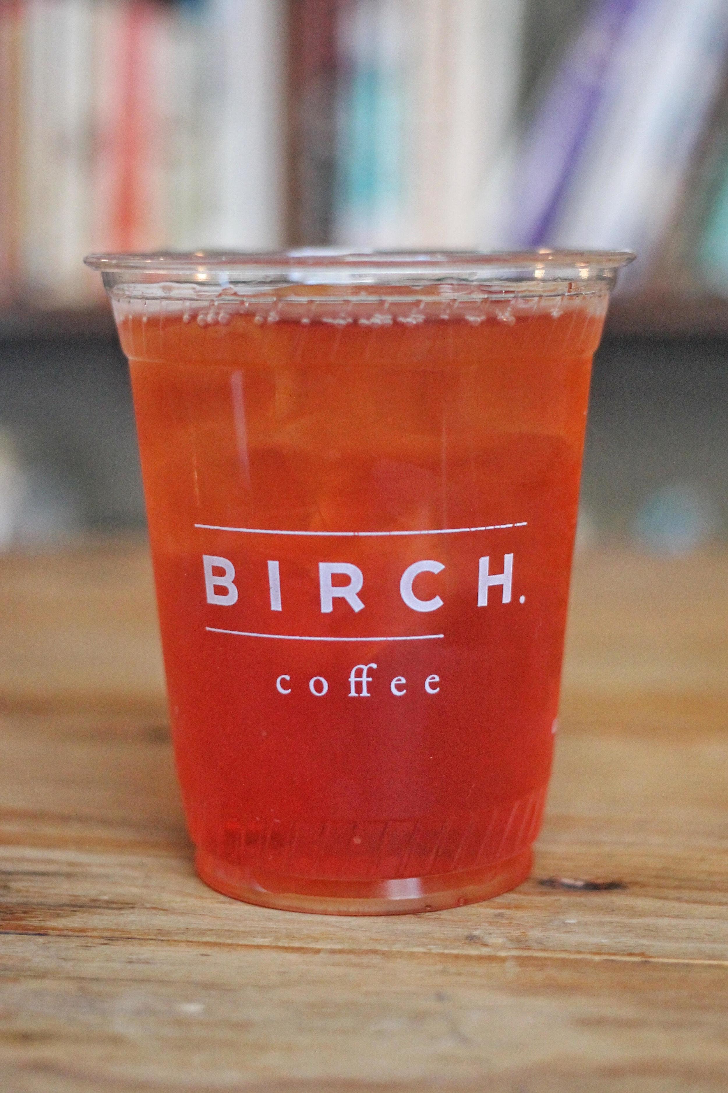Black Iced Tea from Birch Coffee