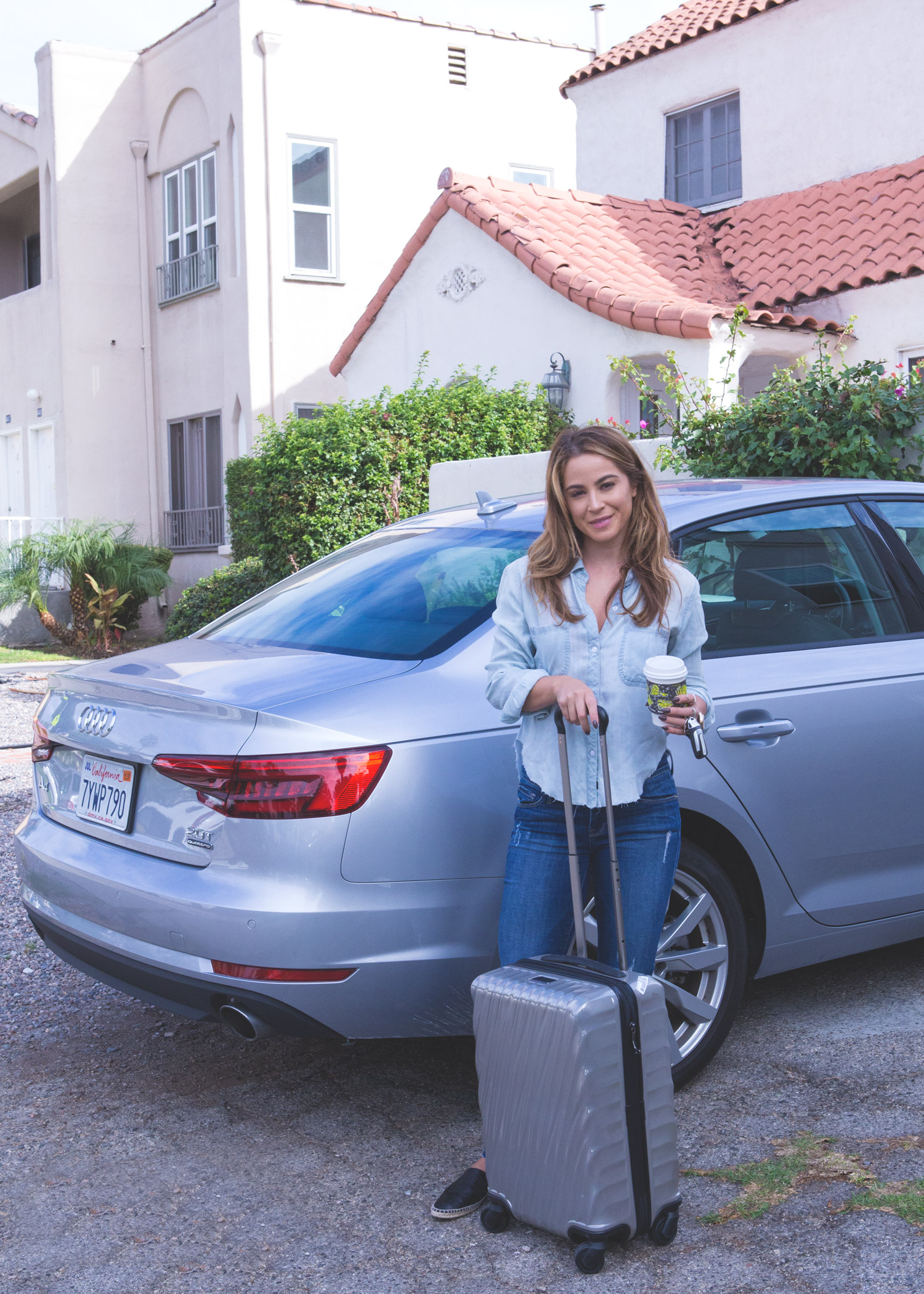 Partnered up with Silvercar for this trip