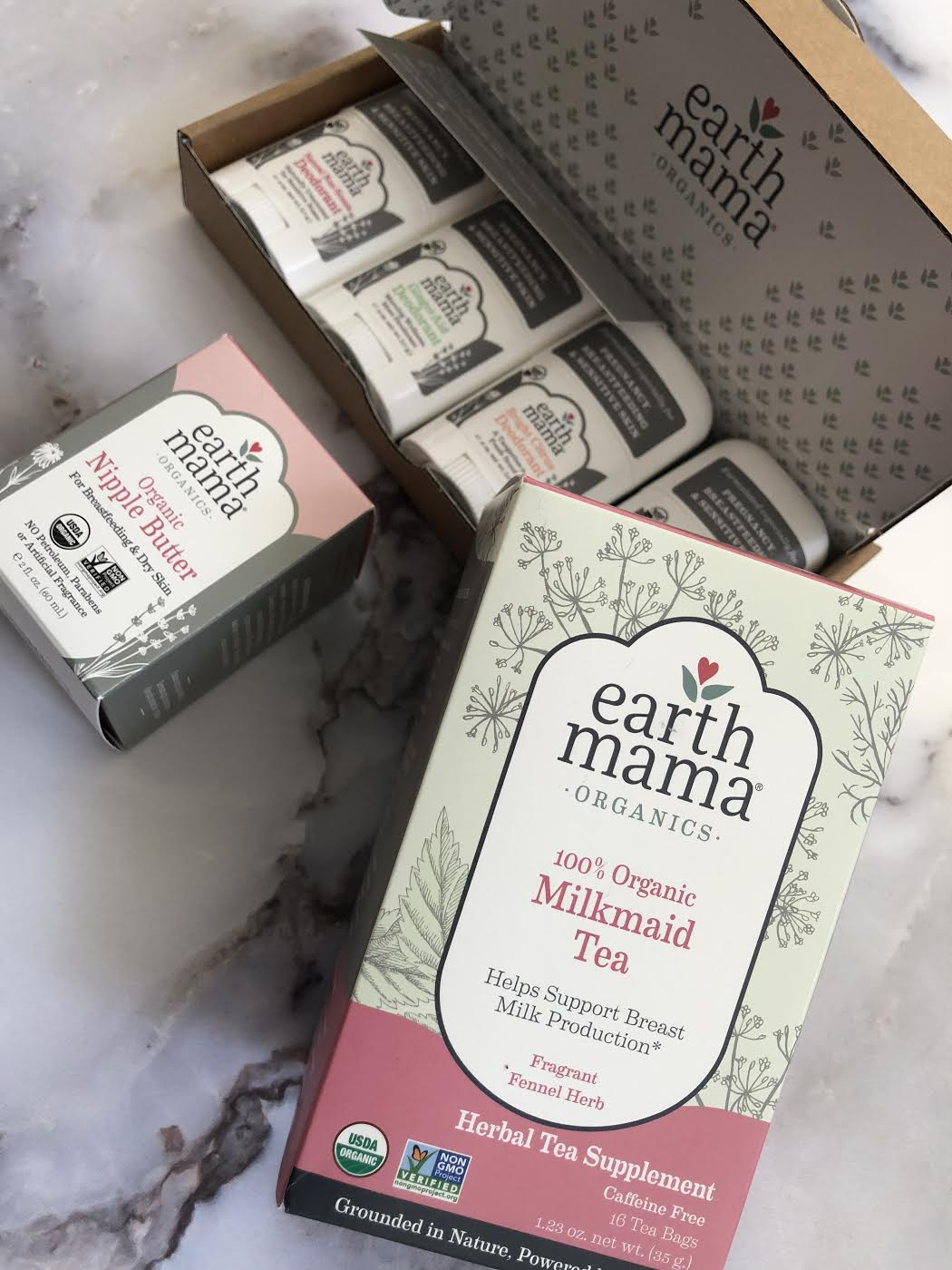Earth Mama Goodies