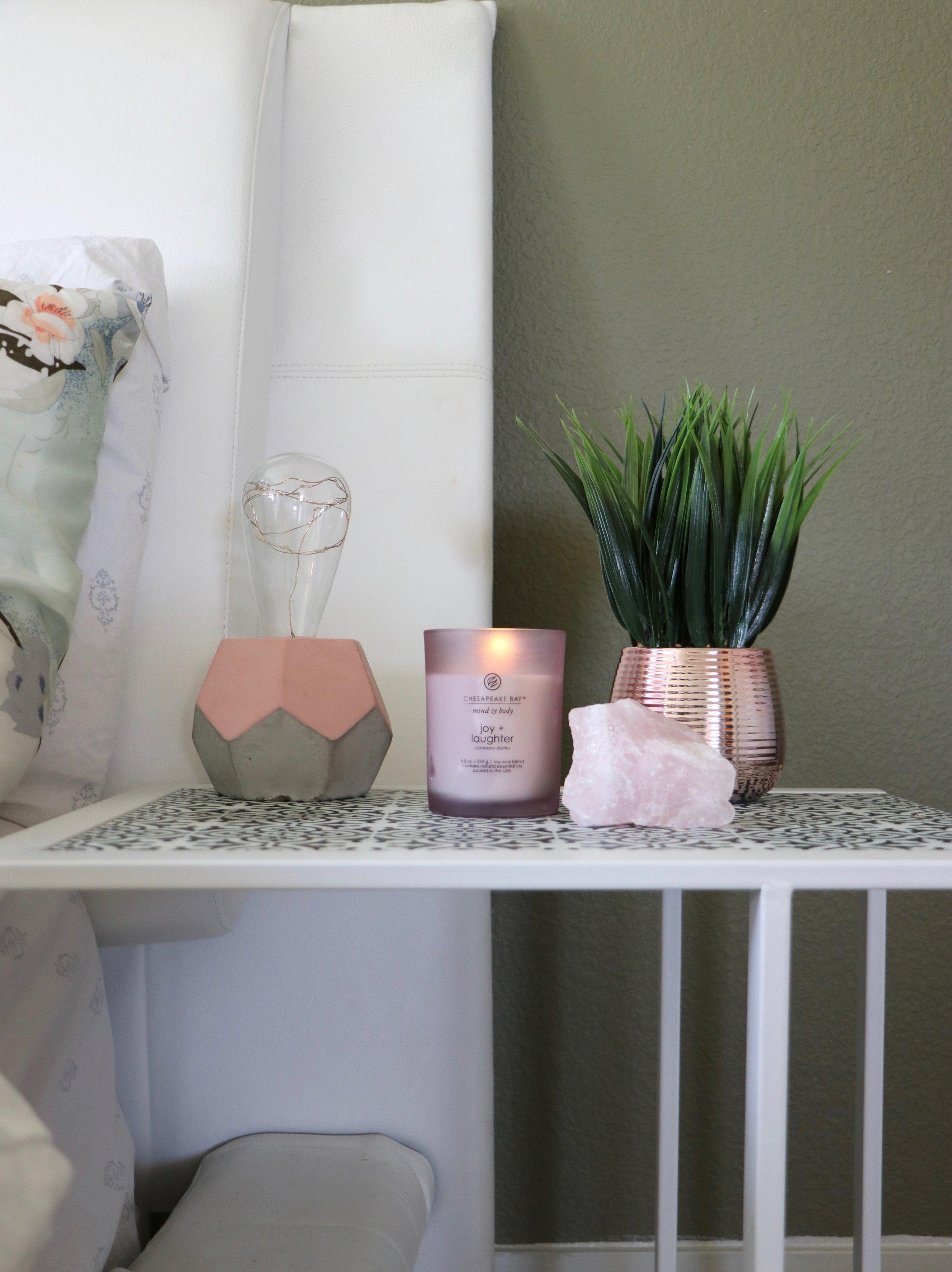 Joy + Laughter Medium Jar Candle by Chesapeake Bay
