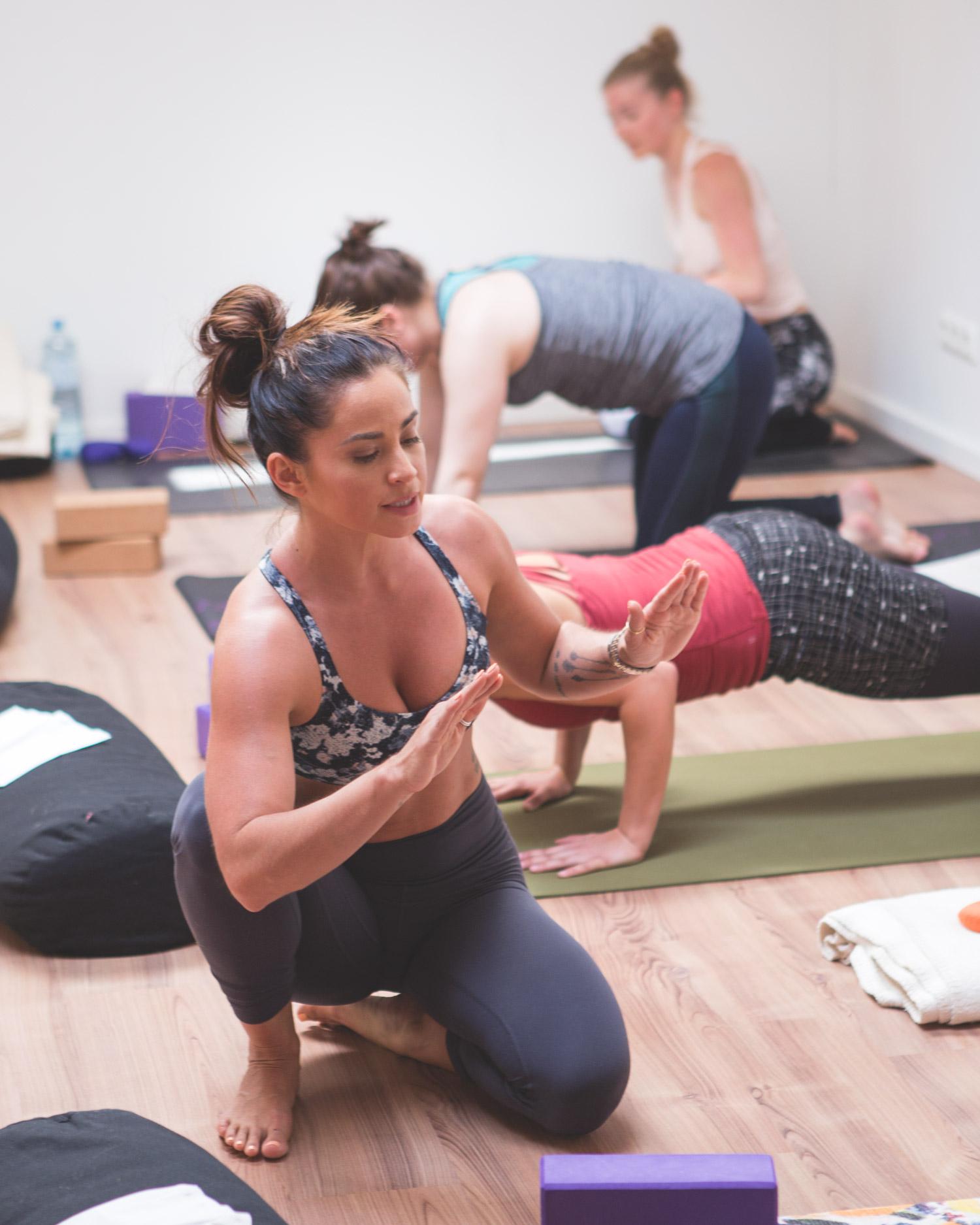 Tips to hosting successful yoga retreats.