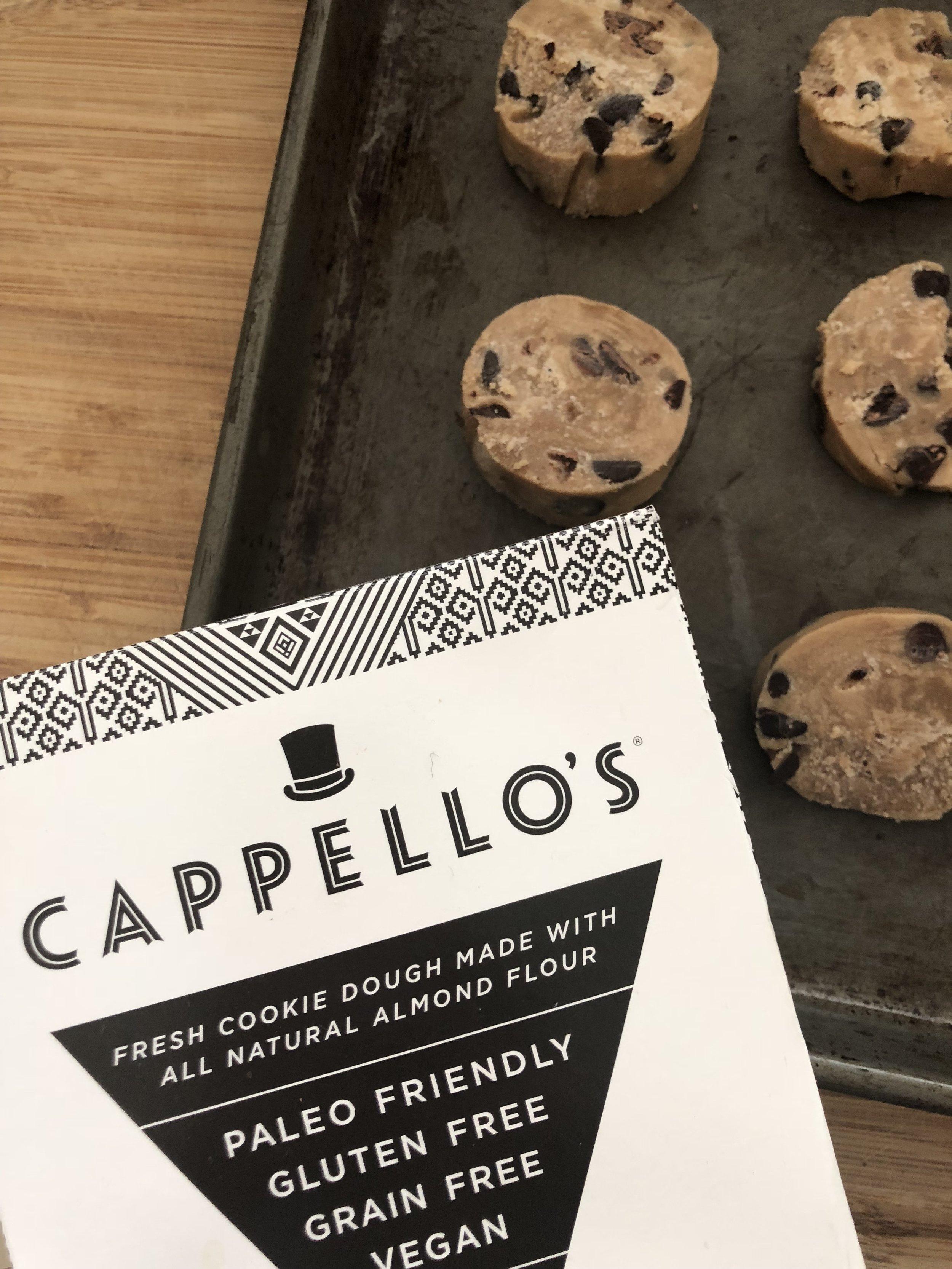 Cappello's delicious cookies!