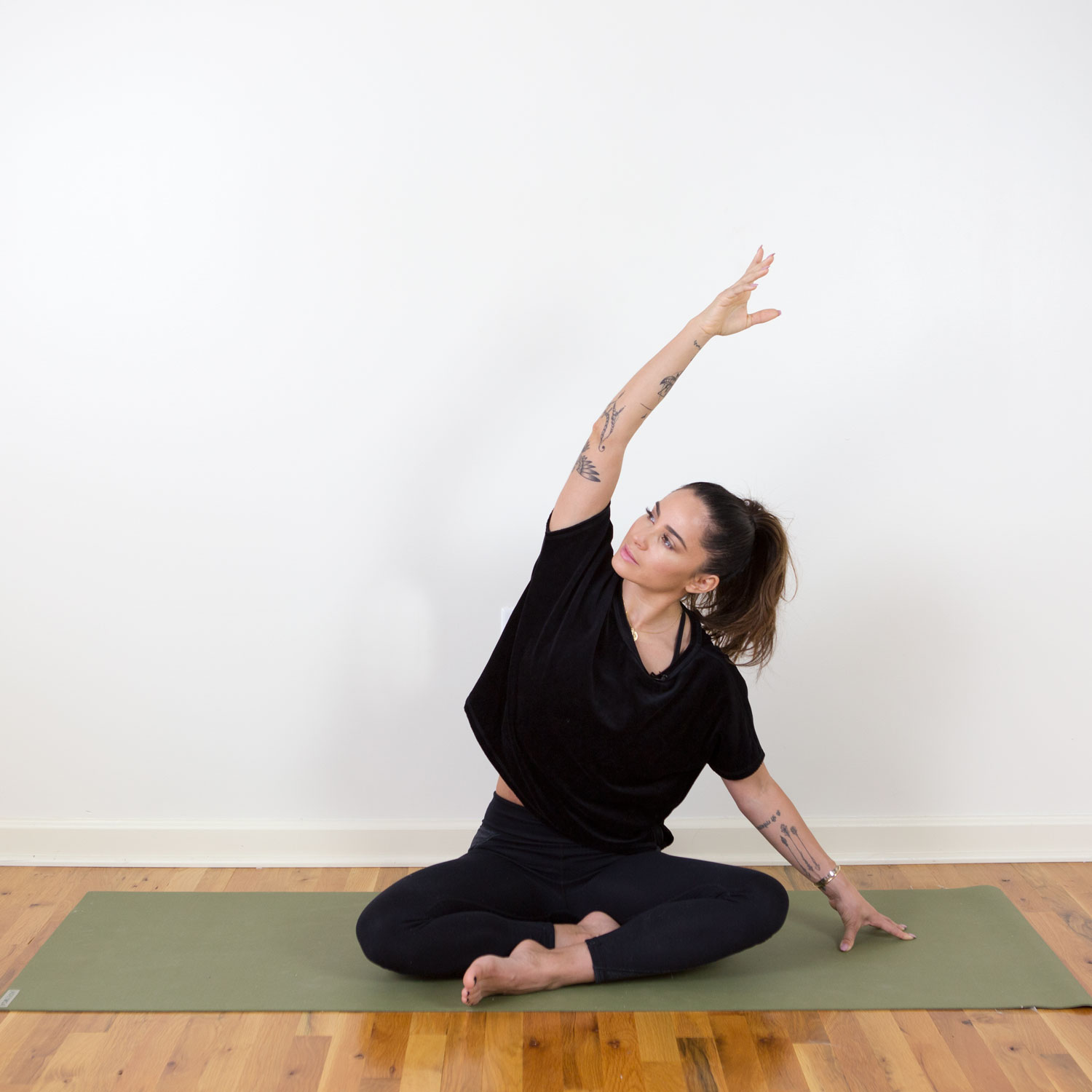 Gentle yoga video for neck and shoulder tension