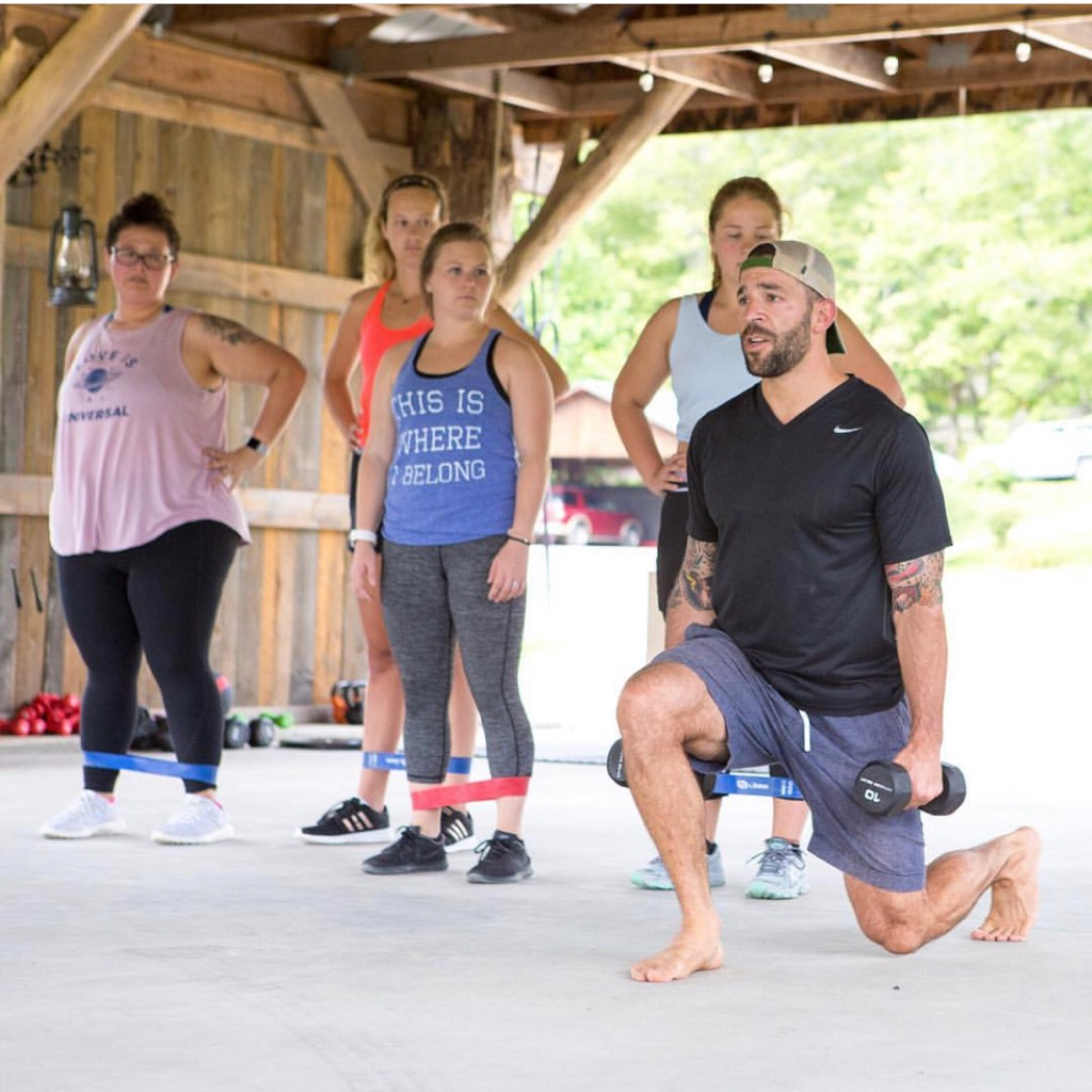 Strength Classes in the Pavilion