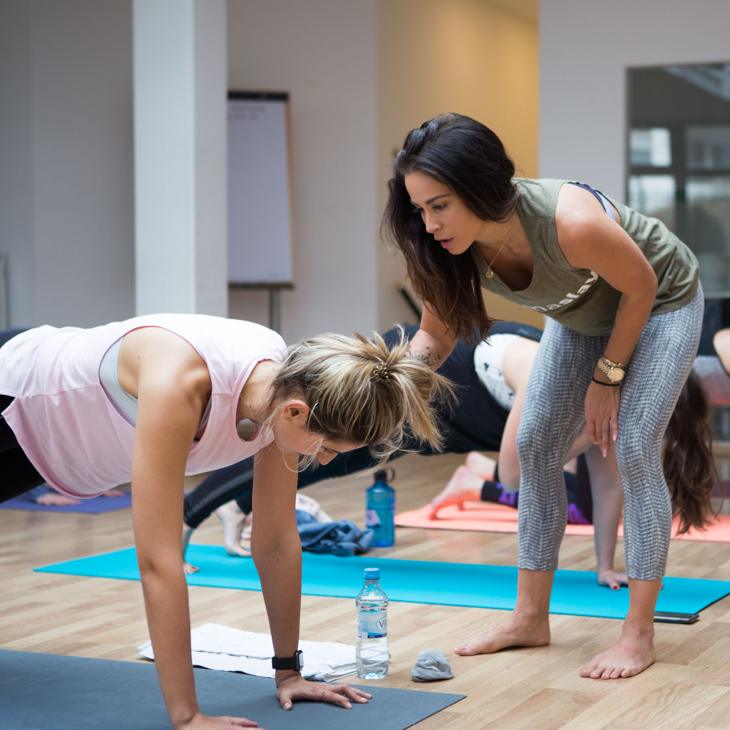How to become a stronger yoga teacher