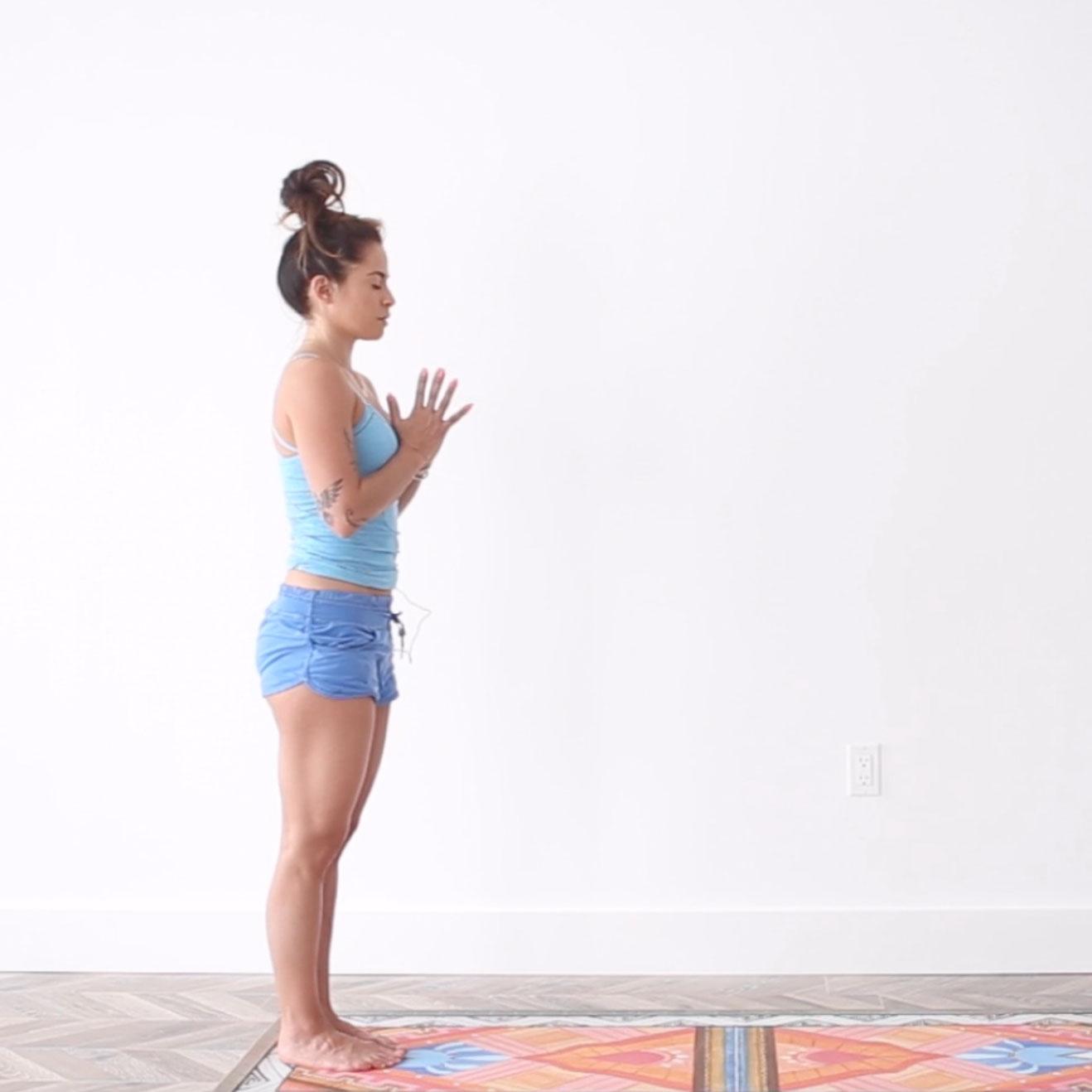 New Total Body Vinyasa Yoga Class
