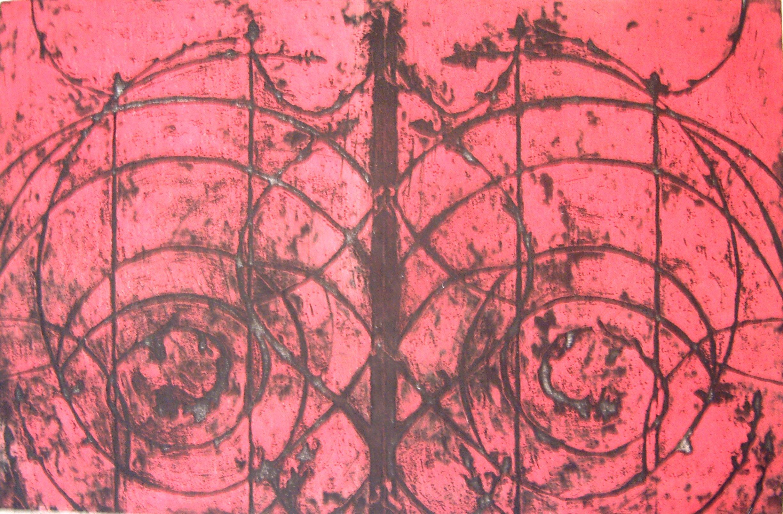Italian Gates, Rose