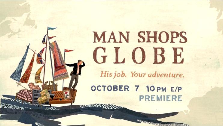 SUNDANCE  Man Shops Globe
