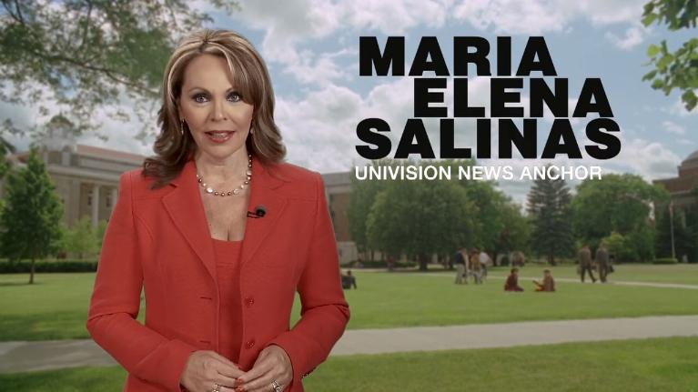 HSF/Ad Council  Maria Elena Salinas