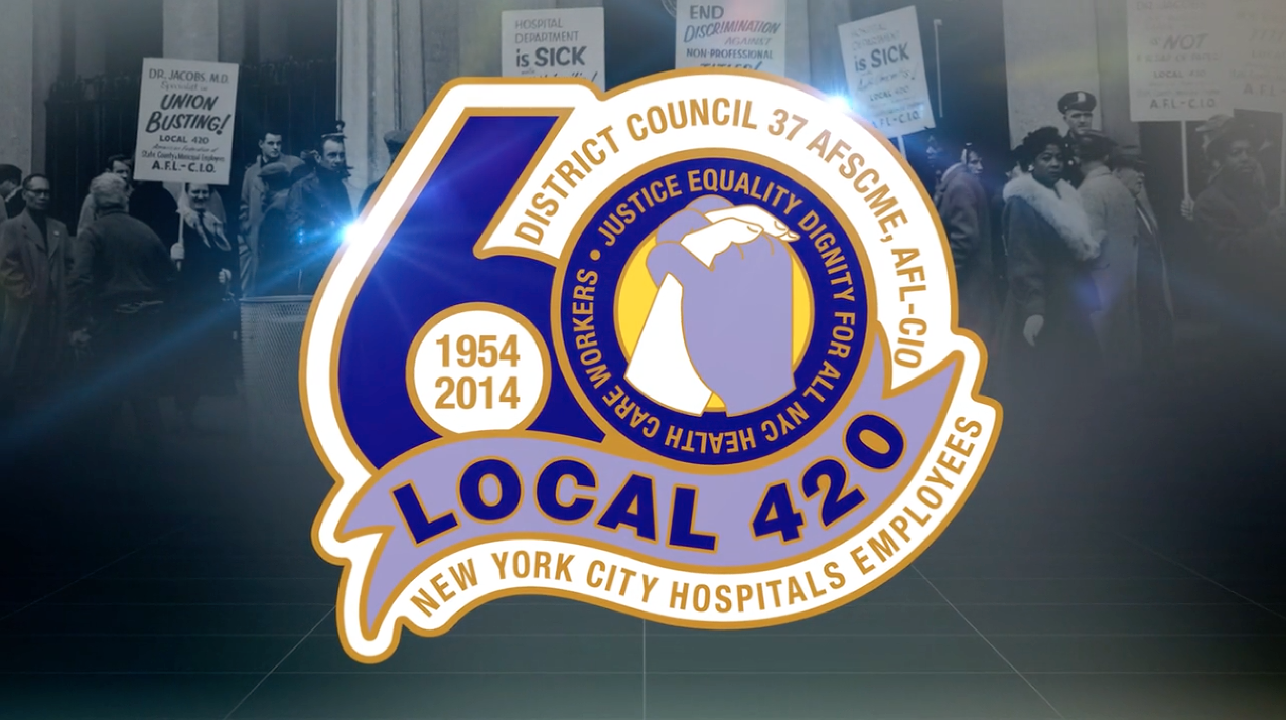 LOCAL 420   60th Anniversary