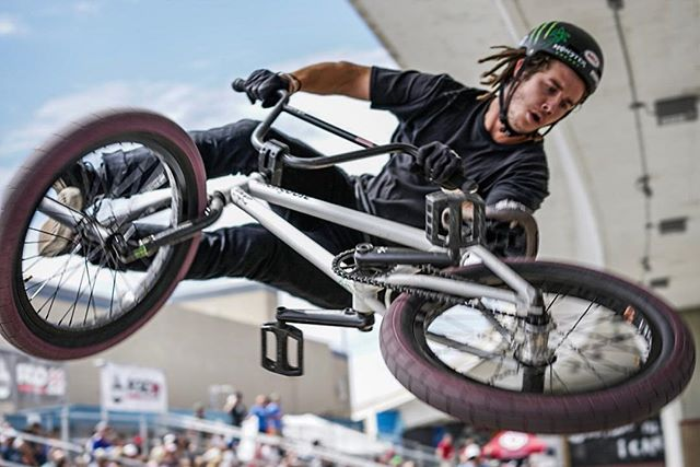 Road to the @xgames. Boise, ID.