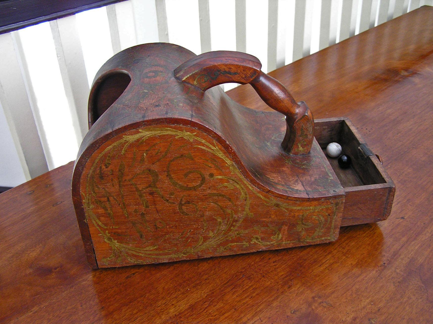 Early Ballot Box