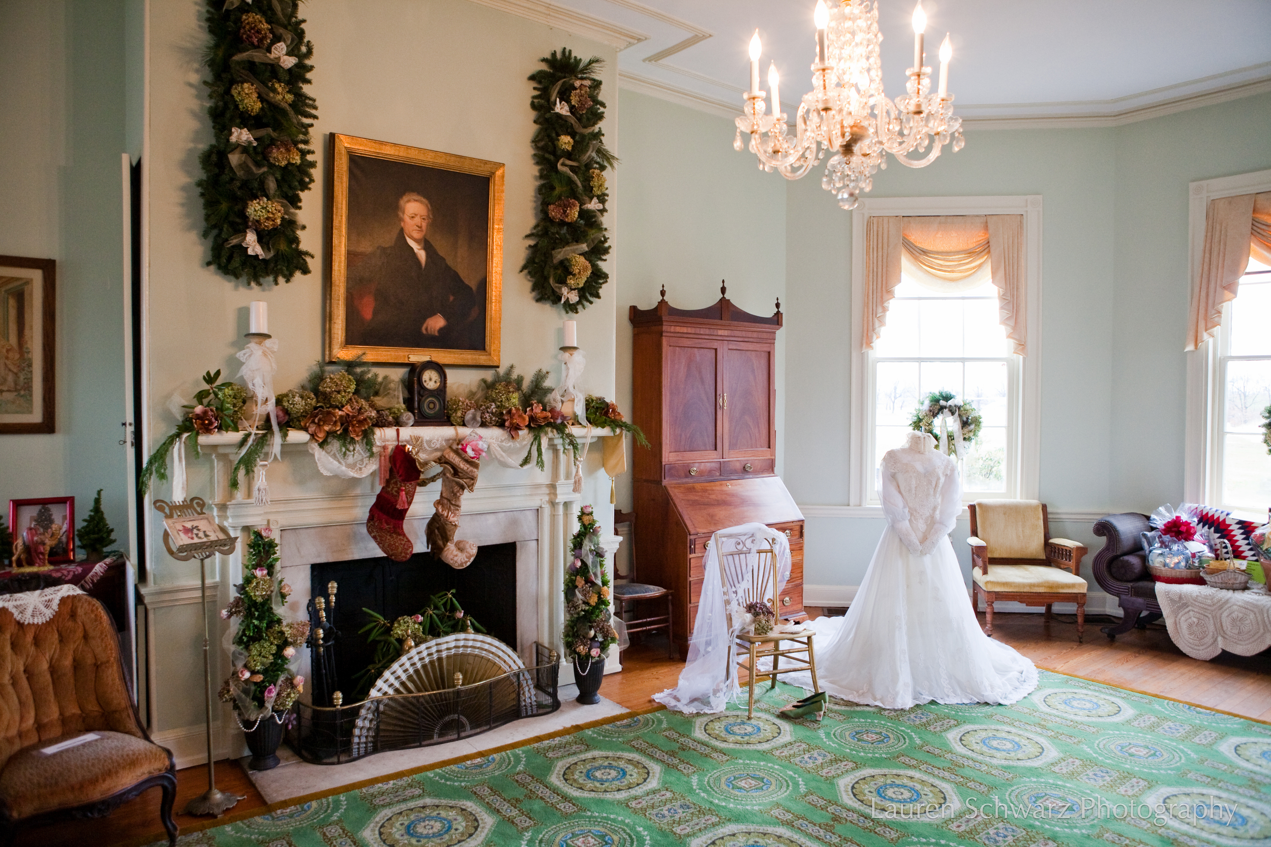 Charms of Fairmount Park, Lauren Schwartz Photography