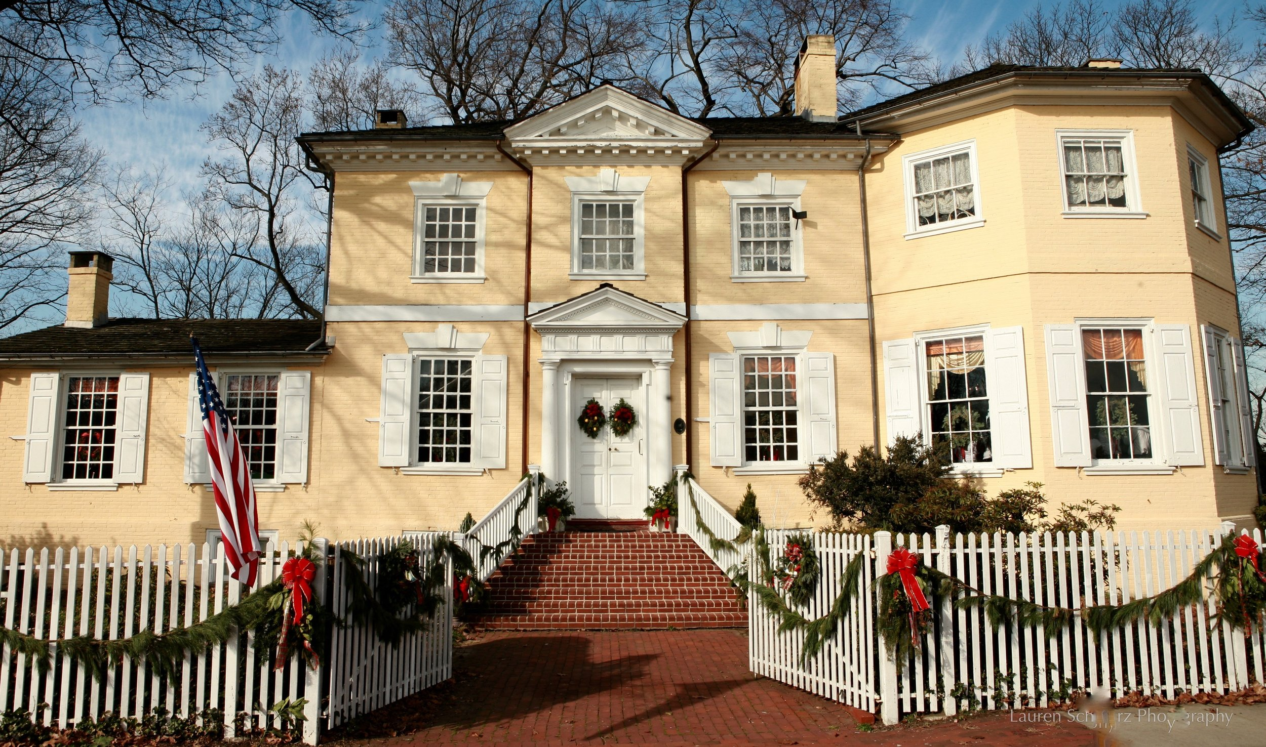 Laurel Hill Mansion, Charms of Fairmount Park