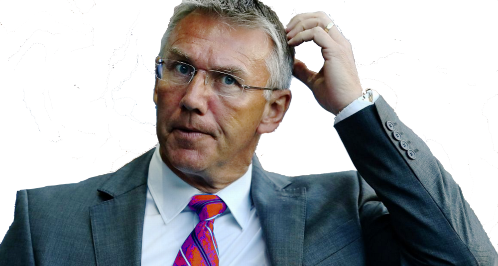 PUZZLED:  MORE QUESTIONS THAN ANSWERS FOR NIGEL ADKINS