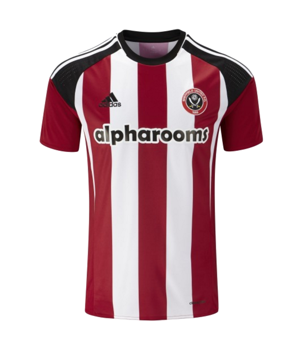 Sheffield United home shirt 2016-17