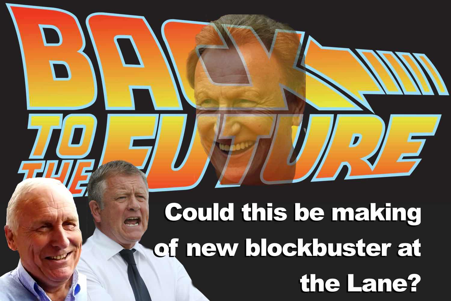 Sheffield United's going back to the future
