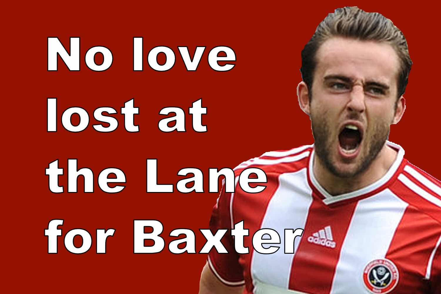 No love lost at Bramall Lane for former Sheffield United star Jose Baxter