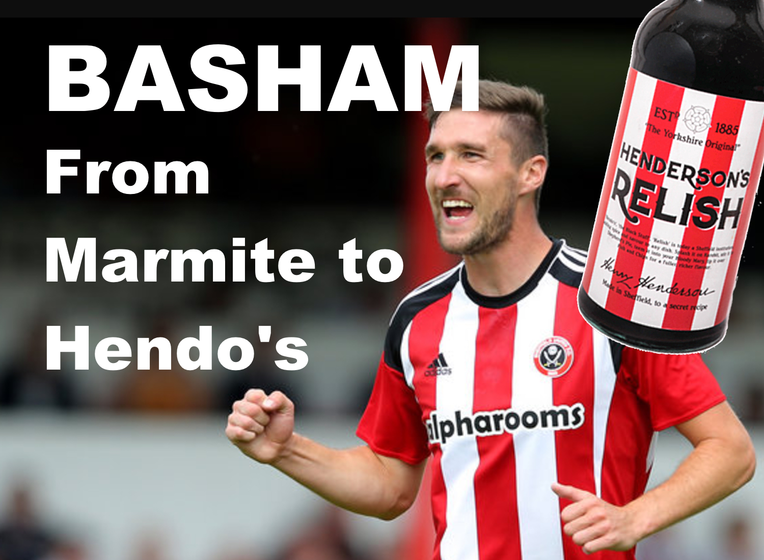 From zero to hero: Sheffield United defender Chris Basham has earned the plaudits