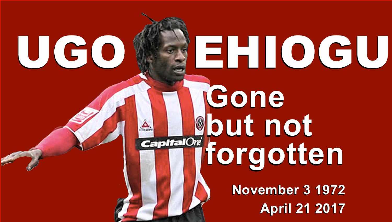 Former Sheffield United defender Ugo Ehiogu died aged 44 on April 21, 2017