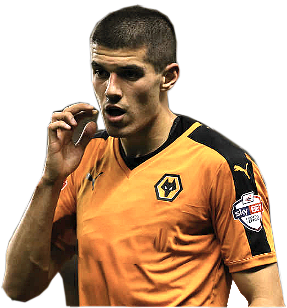 TRANSFER BID - Former Blades loanee Conor Coady is the subject of an undisclosed bid to Wolves in an effort to return the utilty player to Bramall Lane.