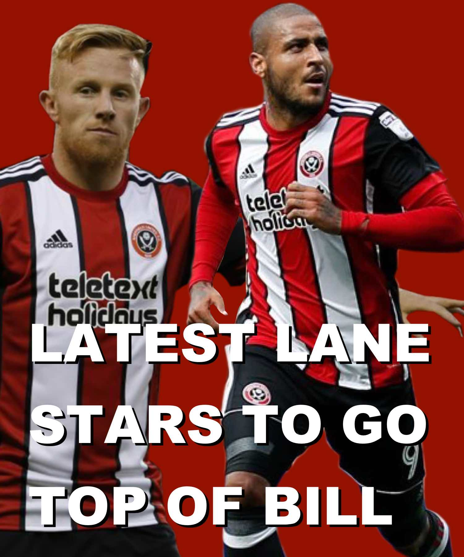 Sheffield United's latest stars to go top of the bill at Bramall Lane