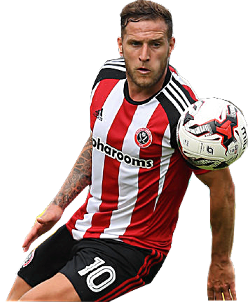 MR DEPENDABLE:  BILLY SHARP IS ON COURSE TO BECOME UNITED'S TOP SCORER FOR A THIRD SUCCESSIVE SEASON.