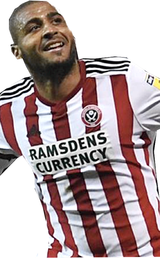 OFF THE MARK:  Leon Clarke