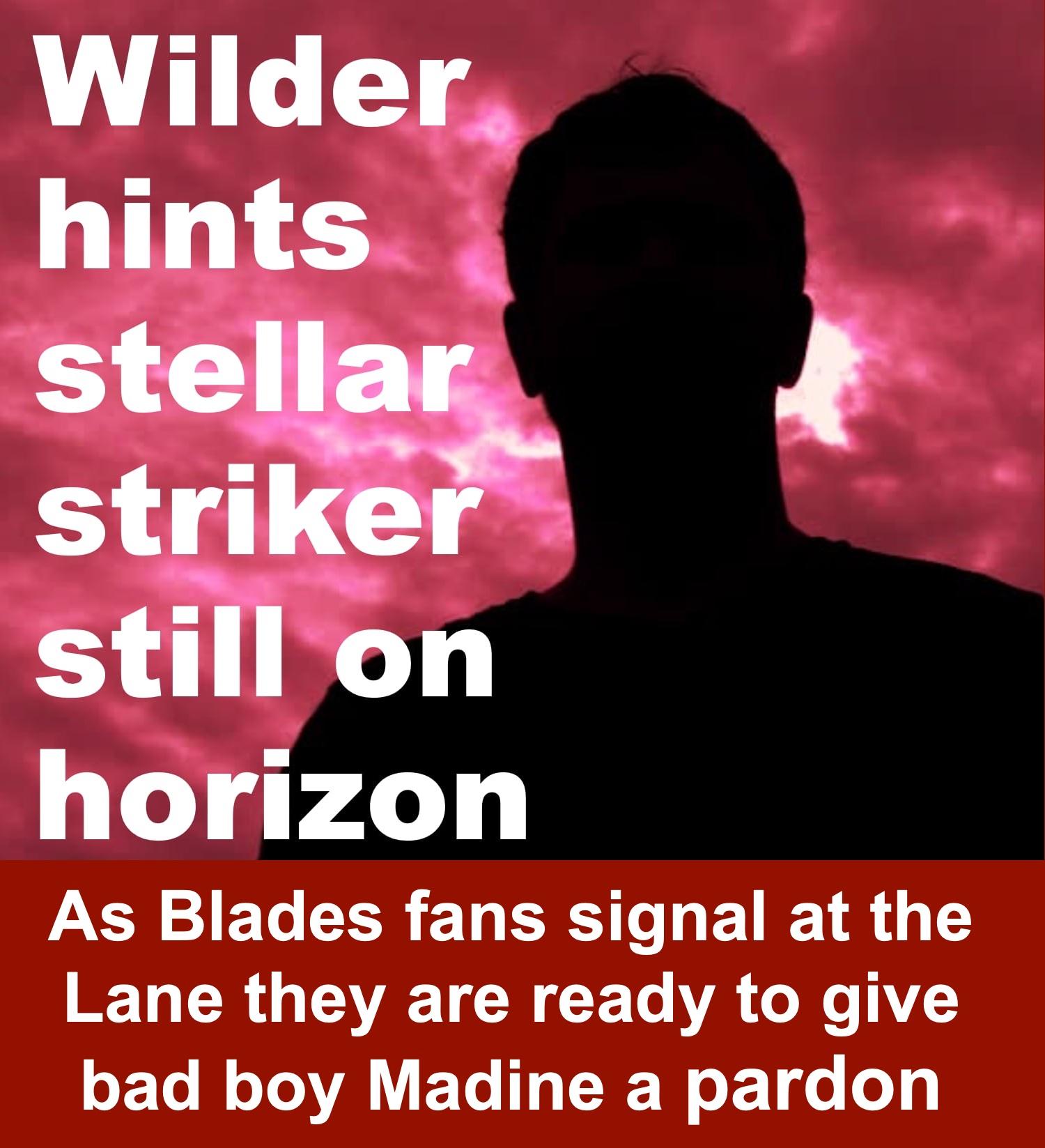 Sheffield United boss hints stellar striker is still on horizon for Blades at Bramall Lane