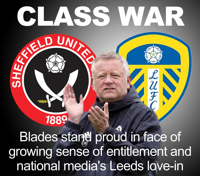 Sheffield United promotion bid victim of national media's Leeds United love-in