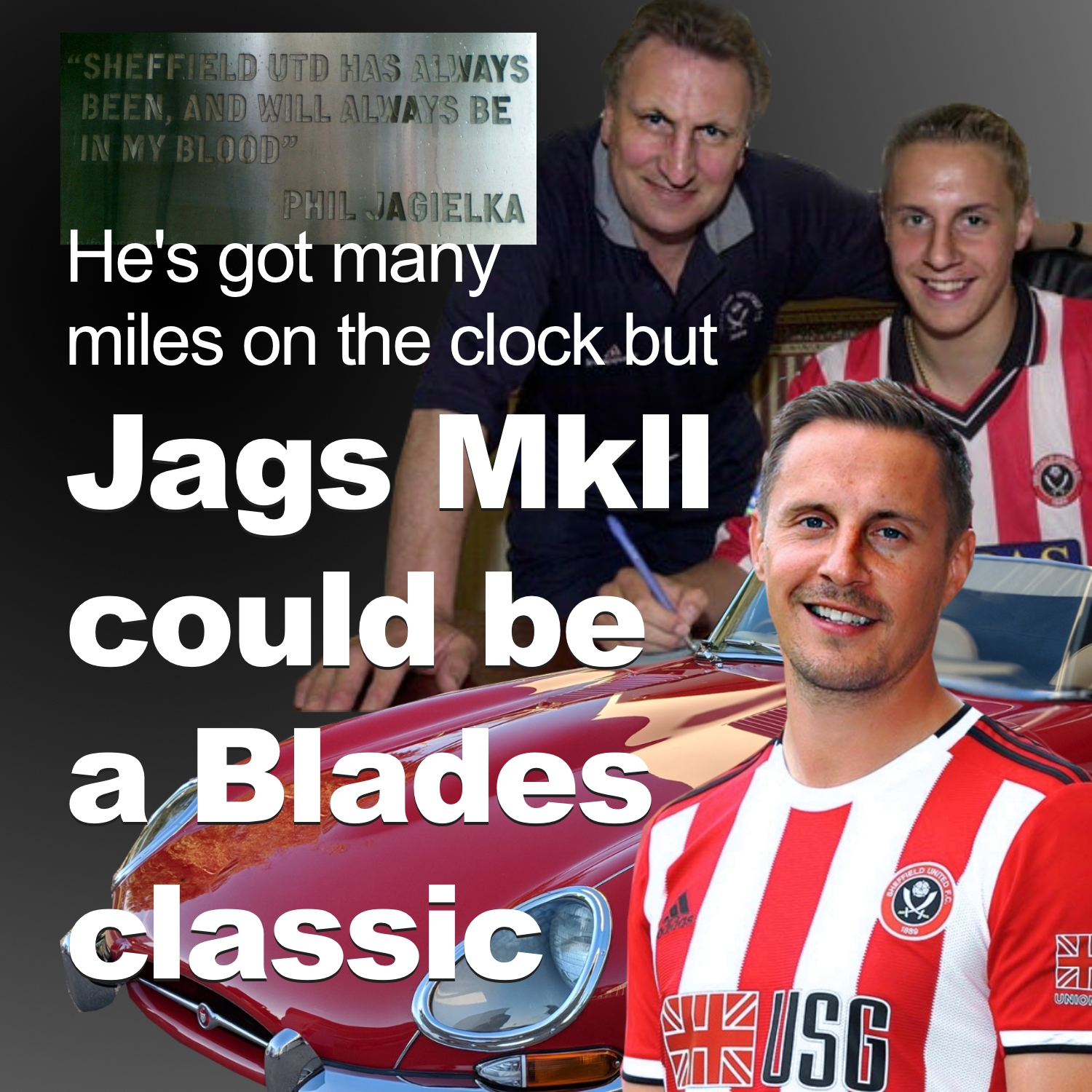Phil Jageilka has rejoined Sheffield United for free and now he's set to become a Blades Premier League classic
