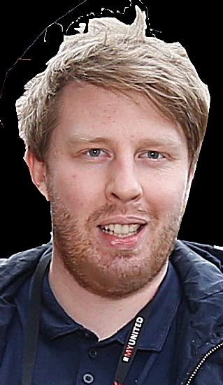 Author Danny Hall