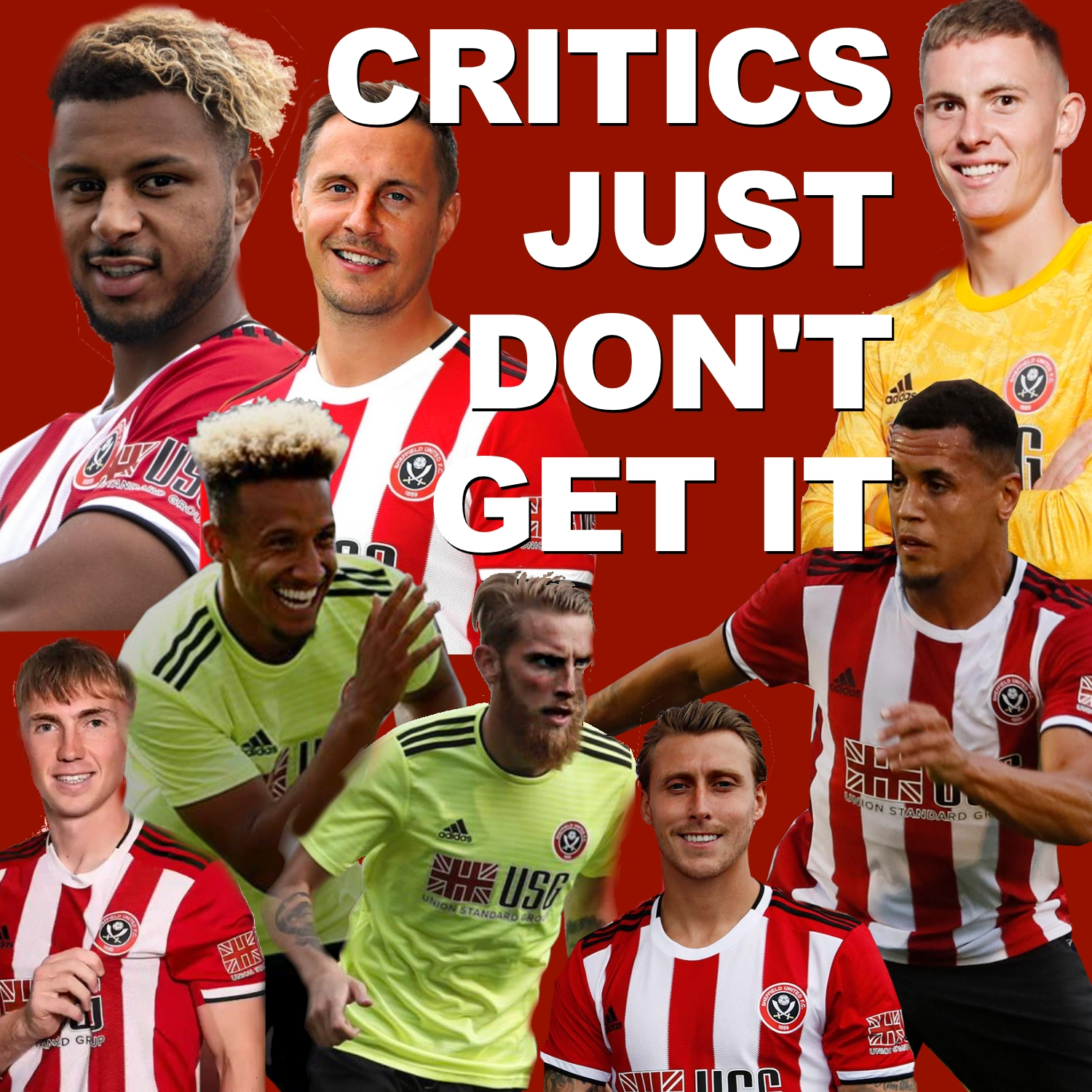 Critics condemning Sheffield United to relegation before a ball has been kicked just don't get it