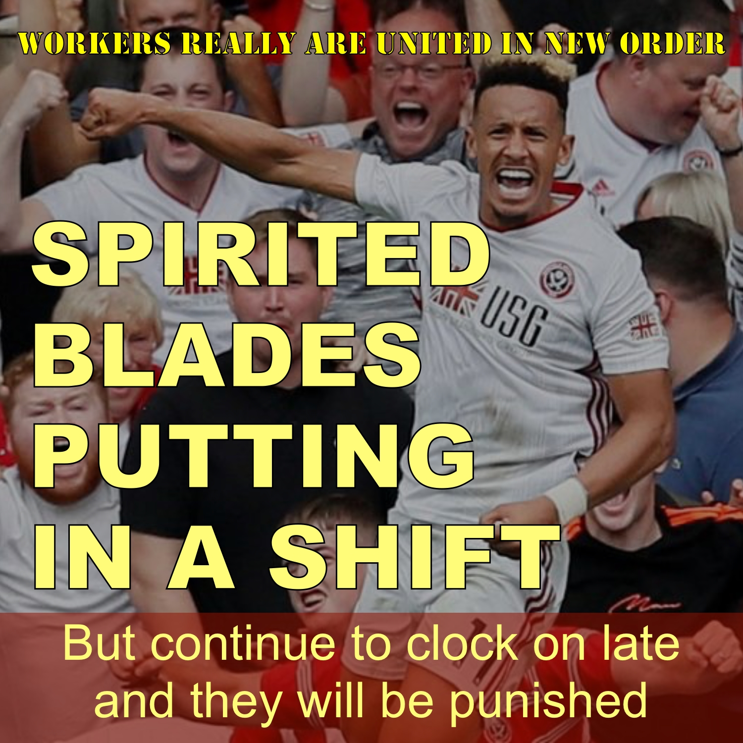 Sheffield United are proving their is nothing to fear for Blades in Premier League, but they must start as they finish.