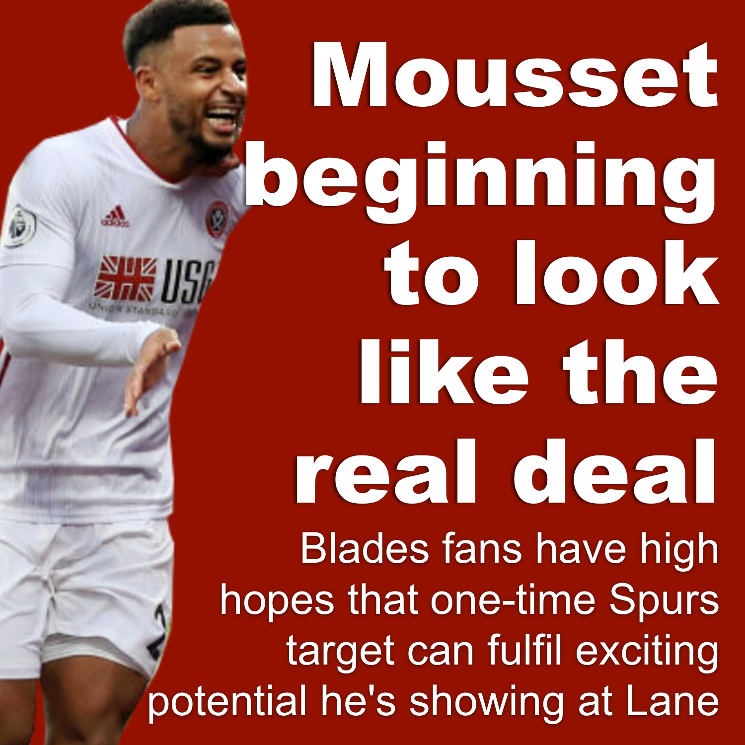 Sheffield United's £10million striker Lys Mousset beginning to look like real deal at Bramall Lane