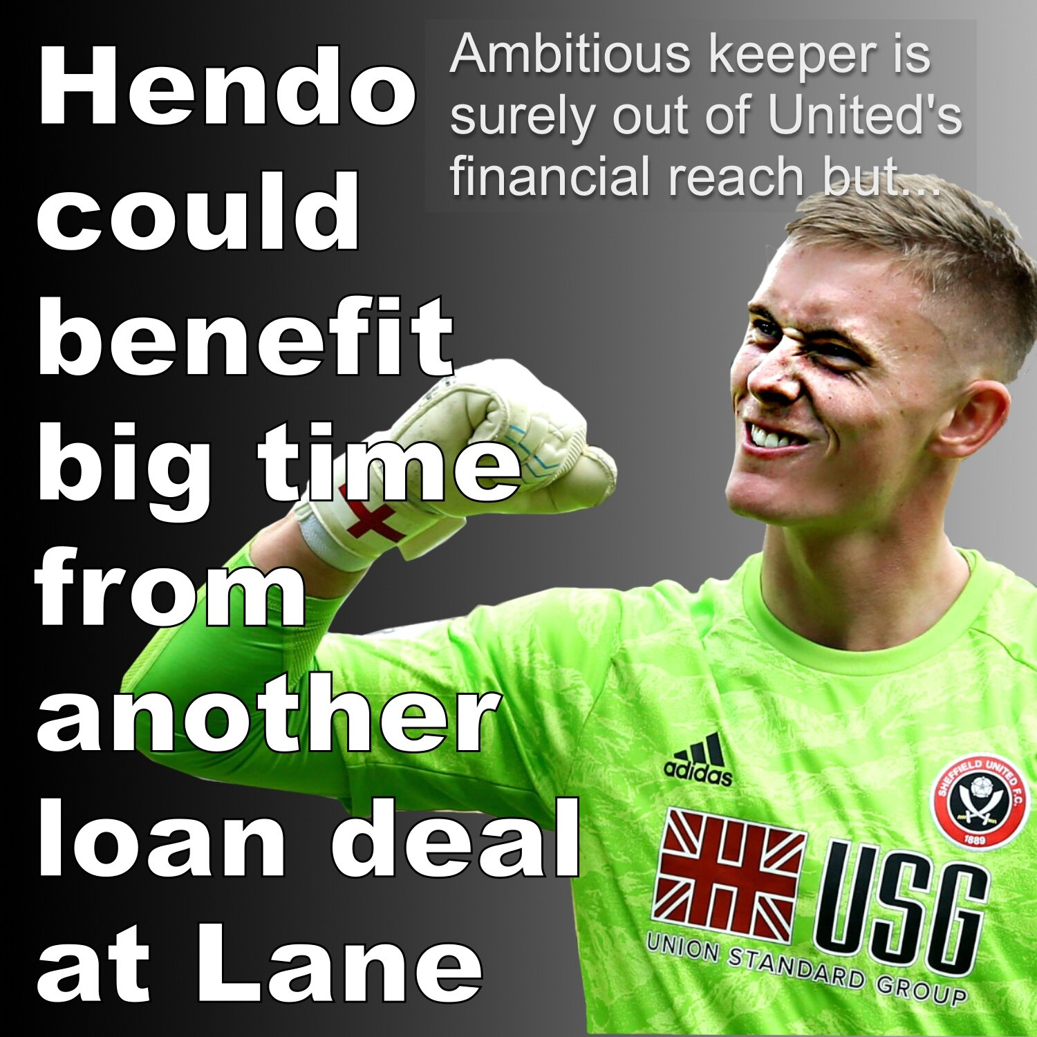 Birthday Boy Dean Henderson Could Benefit Big Time From Extending