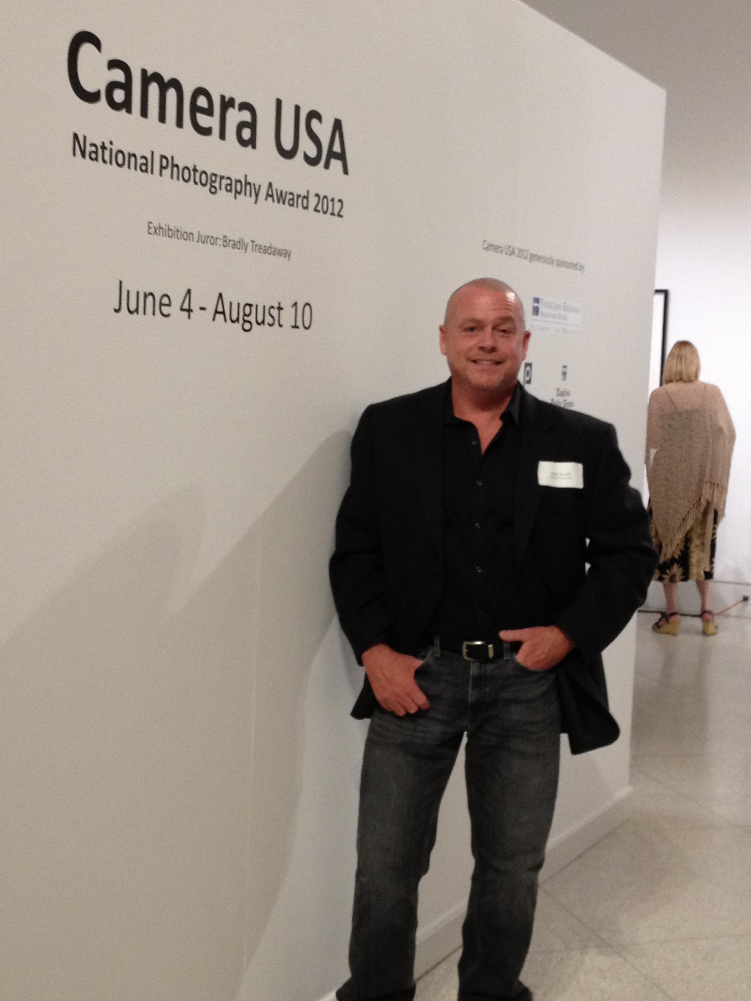 Camera USA: National Photography Award 2012, von Liebig Art Center, Naples, Florida - June 4 to August 10, 2012
