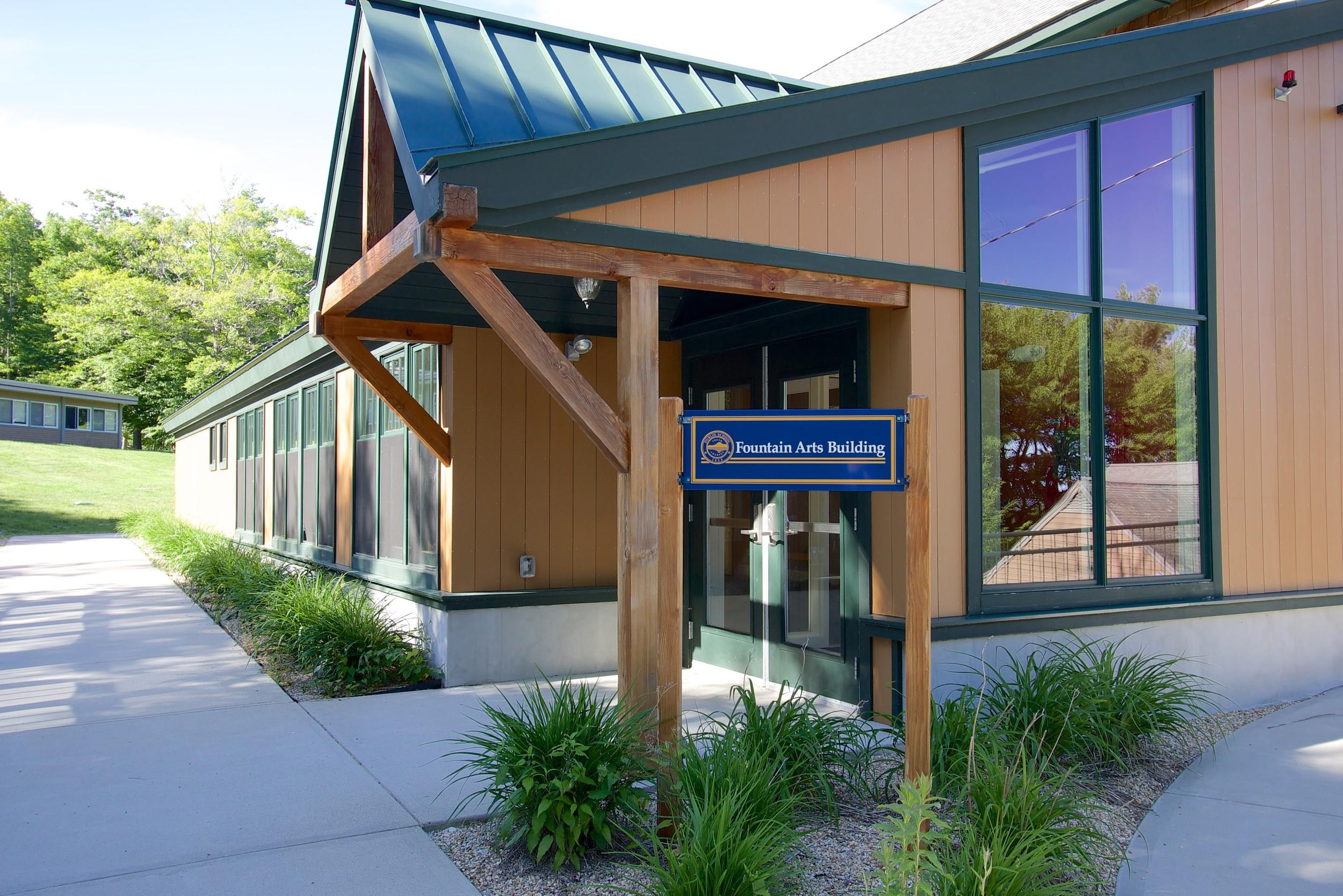 Fountain Arts Building
