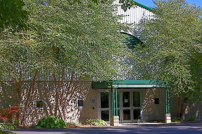 Whitney Gymnasium