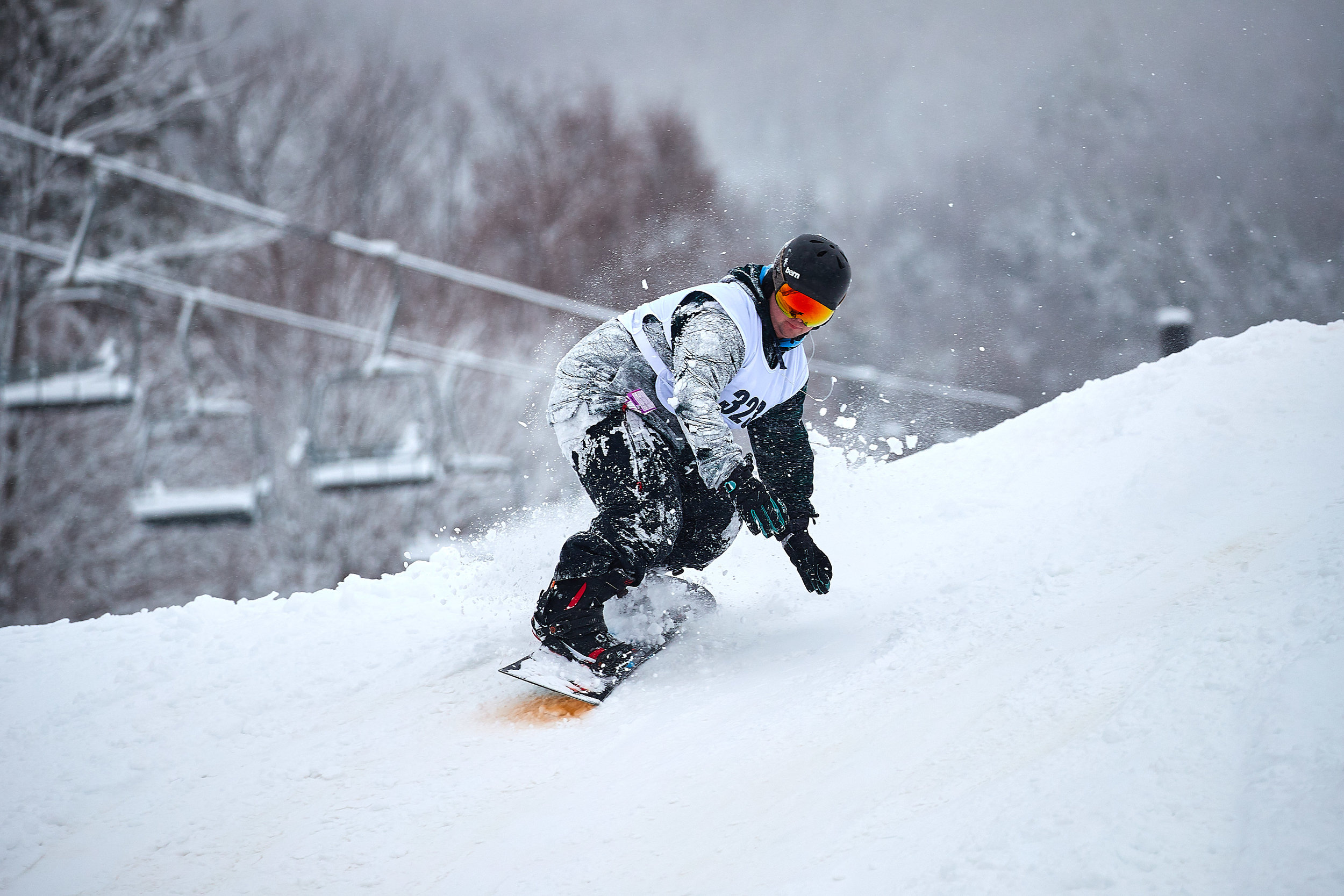 Snowboarding Dublin School