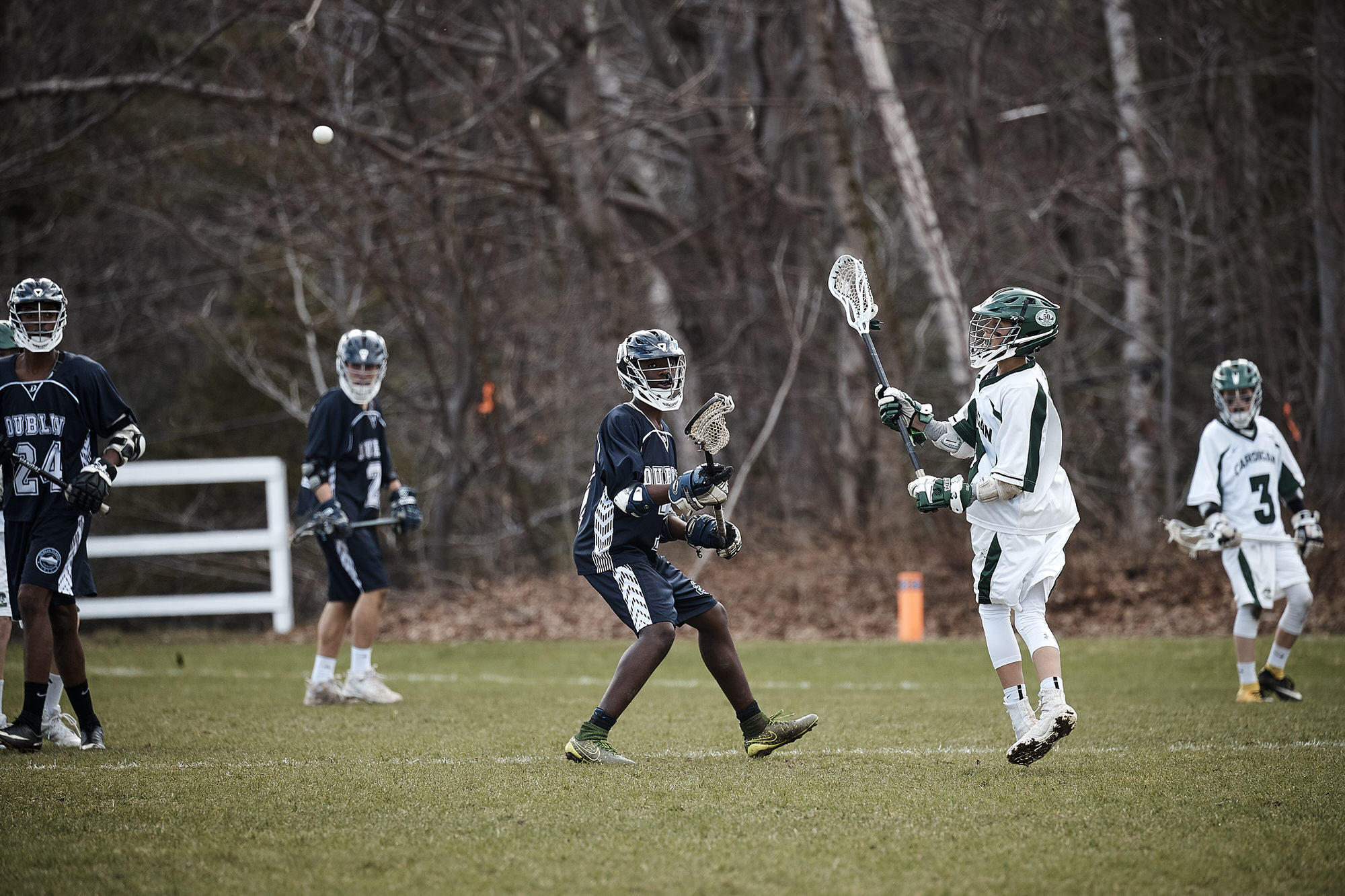 HLL Player Earns Full-Tuition Scholarship to Cardigan Mountain School (NH)