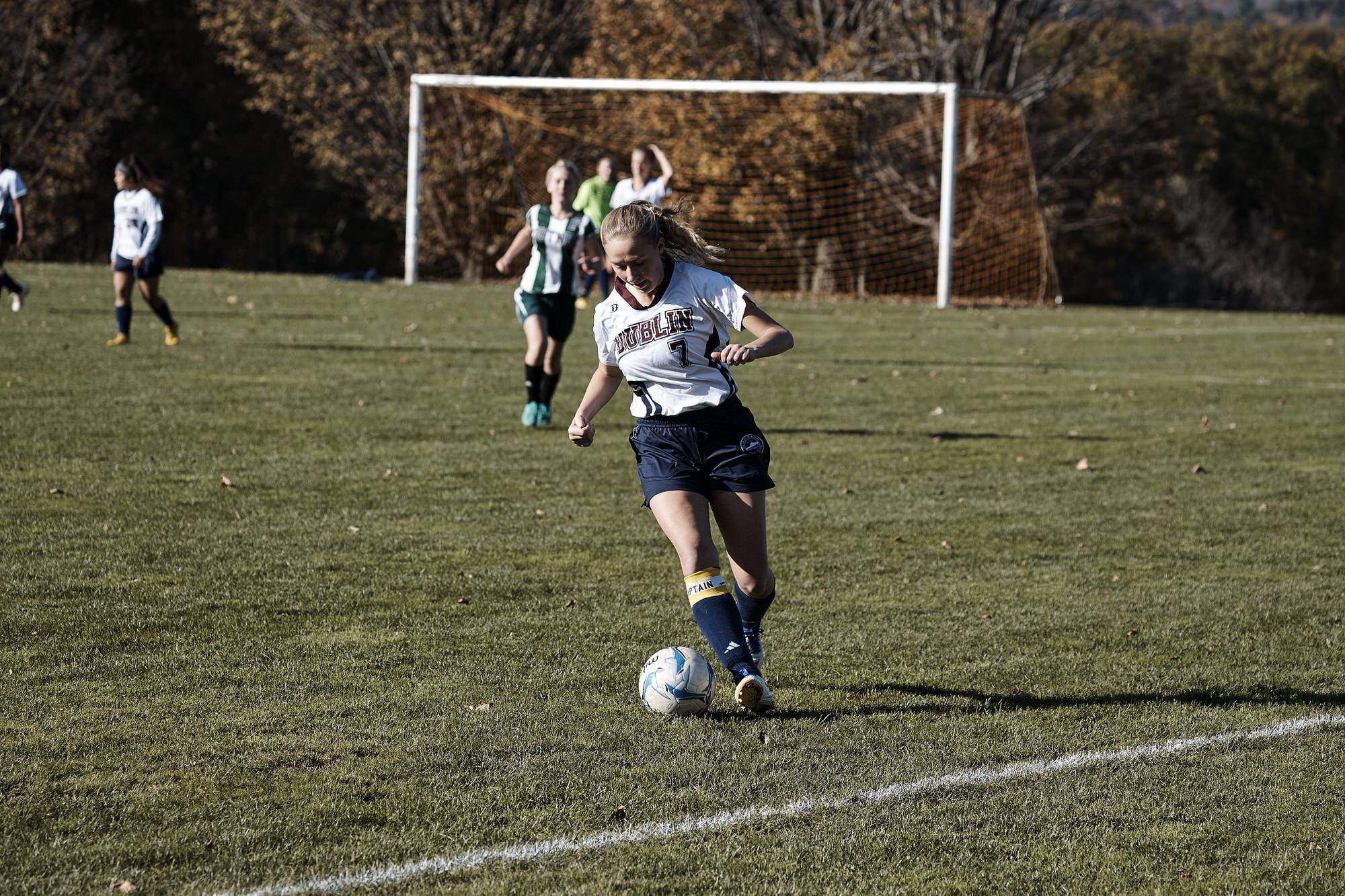 Girls Varsity Soccer vs. Putney School - October 26, 2018 - 002.jpg