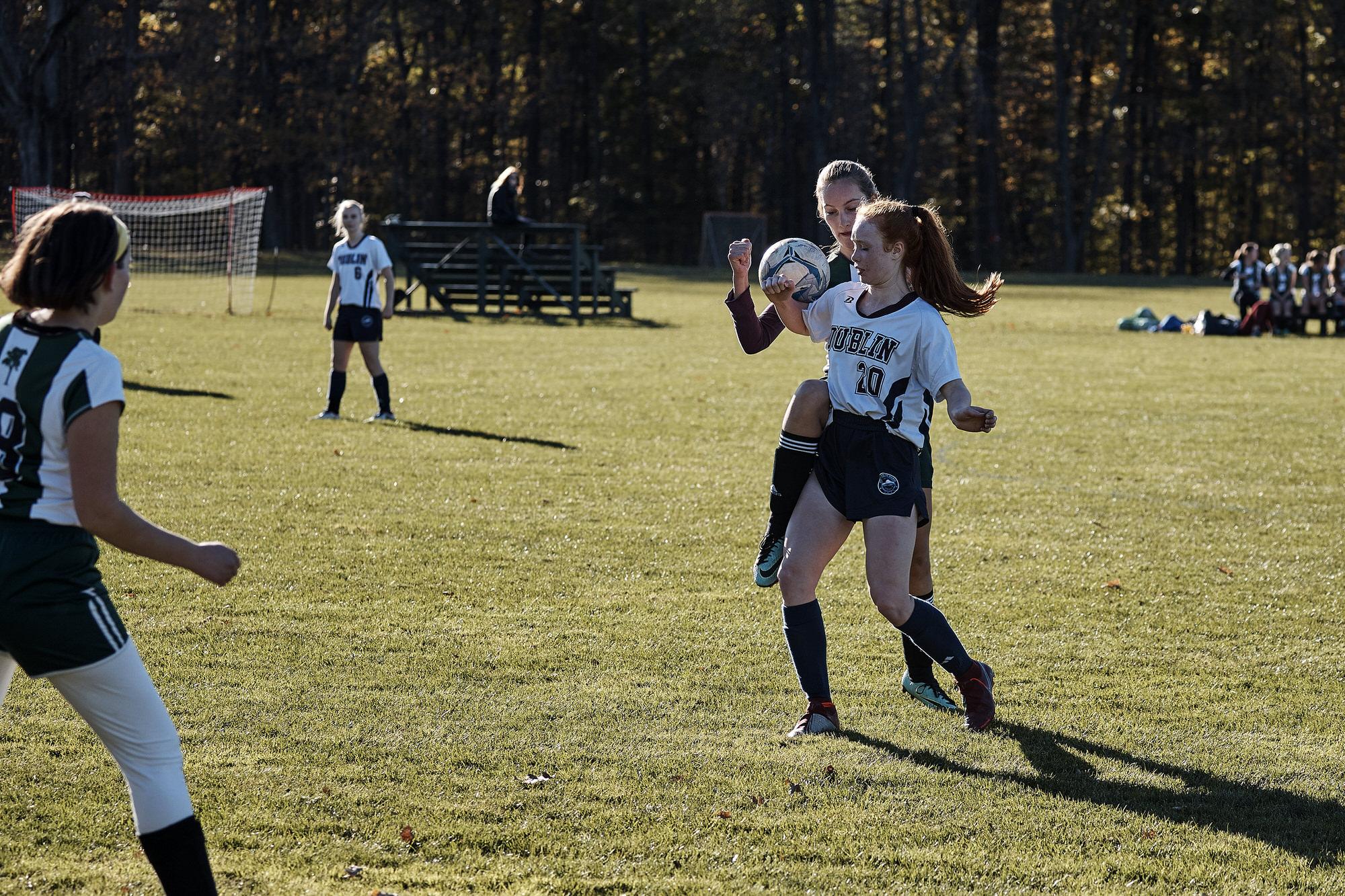 Girls Varsity Soccer vs. Putney School - October 26, 2018 - 023.jpg
