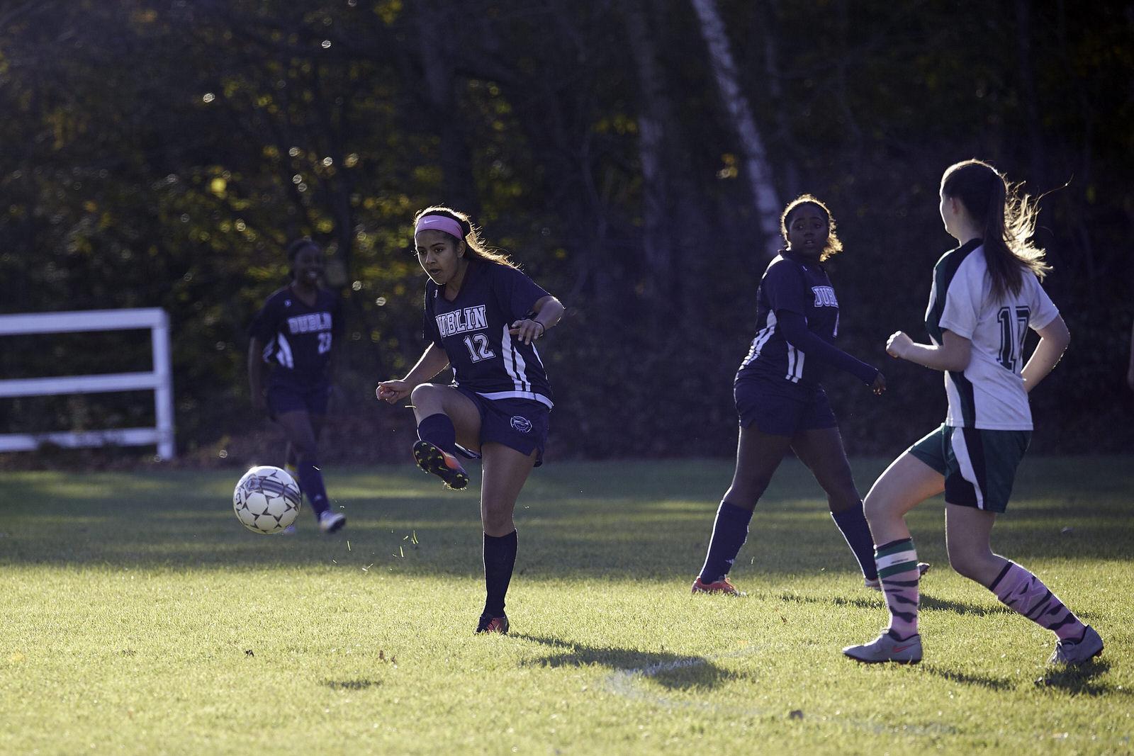 Girls Varsity Soccer vs. Eagle Hill School - October 30, 2018 138882.jpg